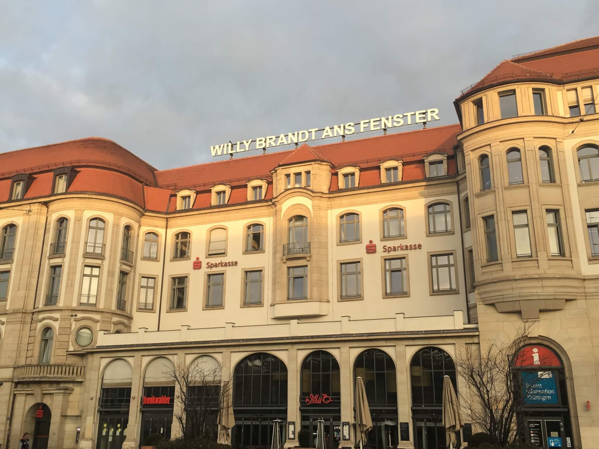 Erfurter Hof, Erfurt