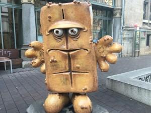 Bernd das Brot, Erfurt