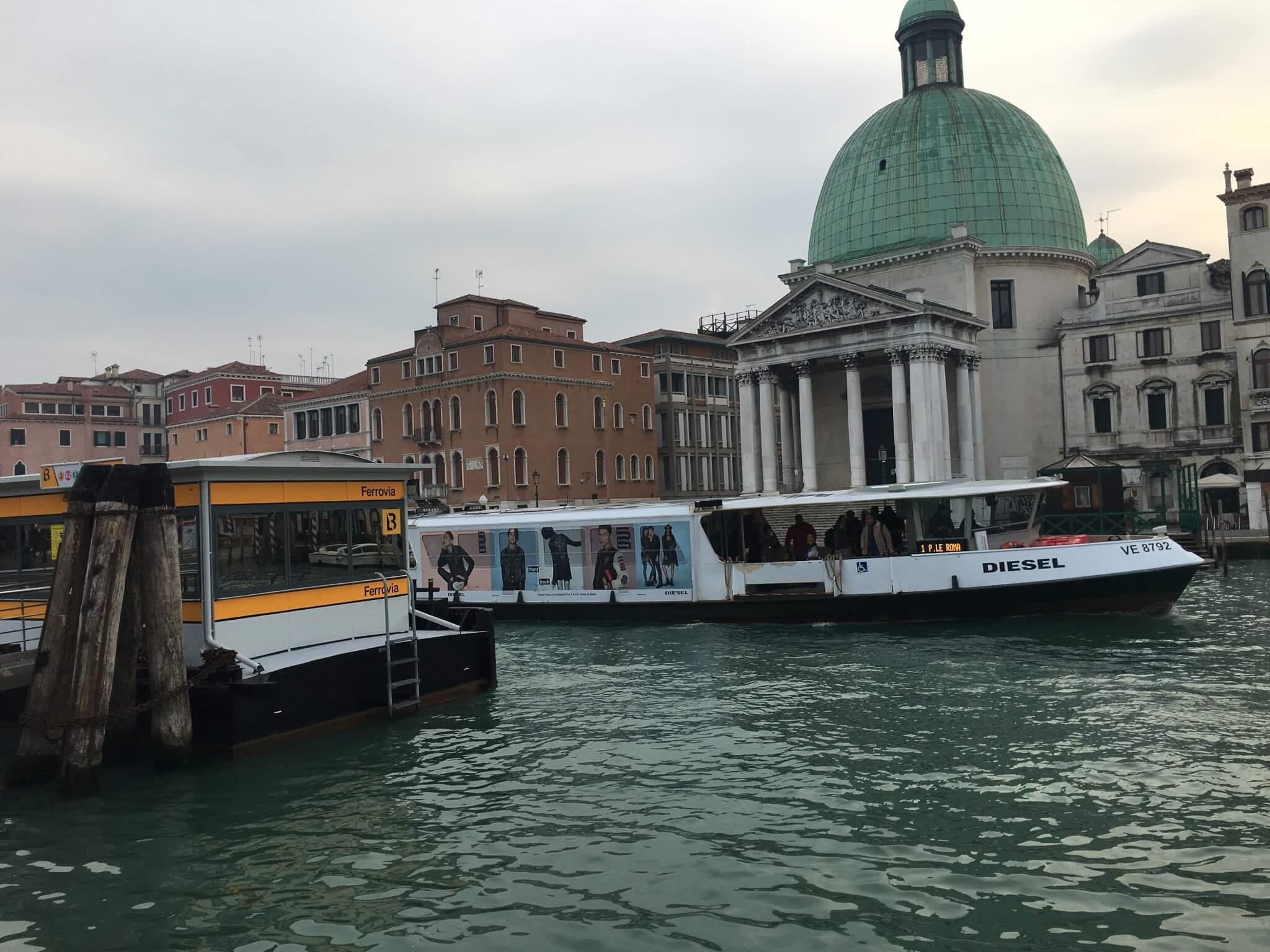 Santa Lucia, Venezia