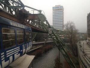 Suspension railway, Wuppertal