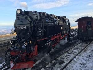 Brockenbahn, Brocken, Germany