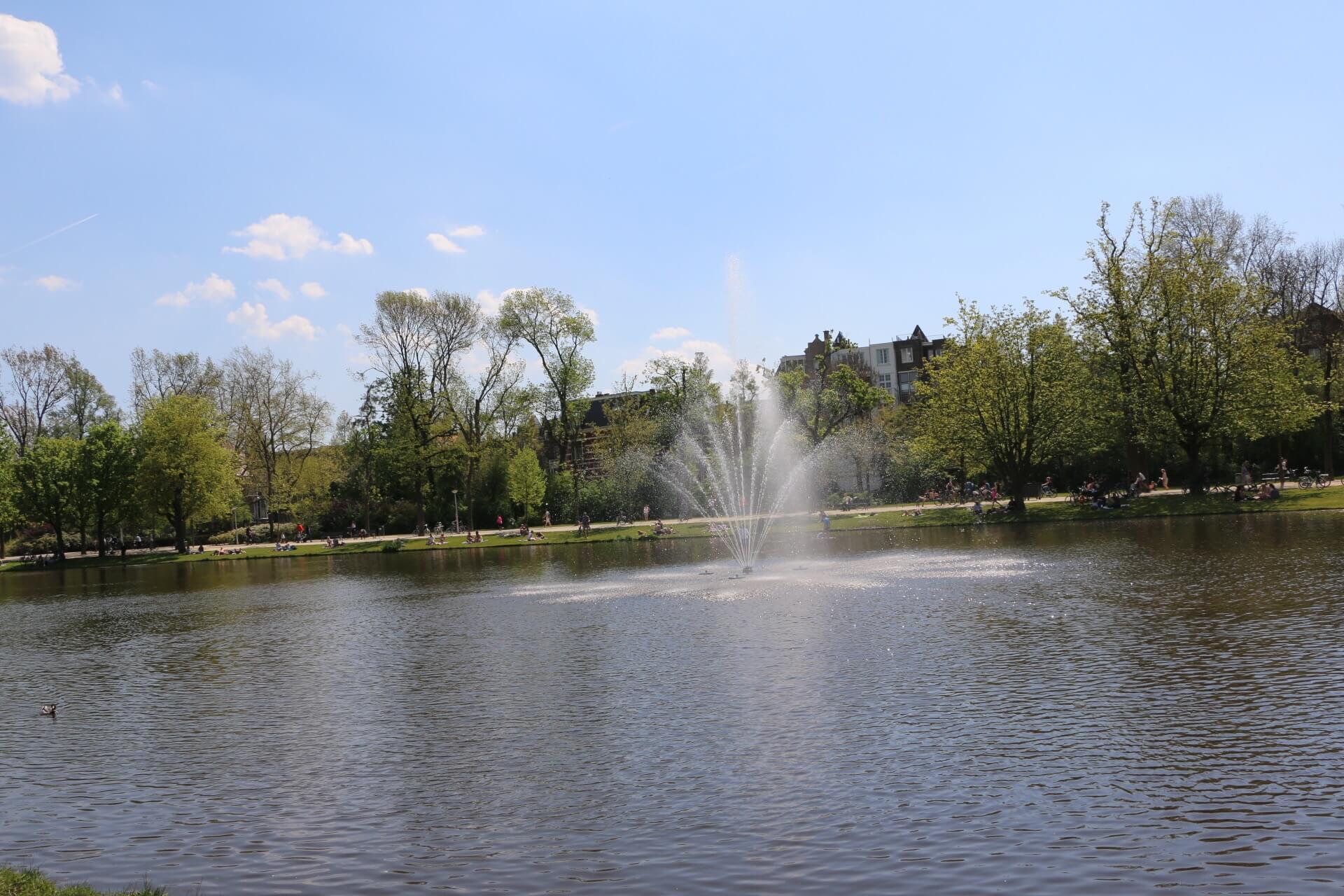 Vondelpark, Amsterdam, the Netherlands