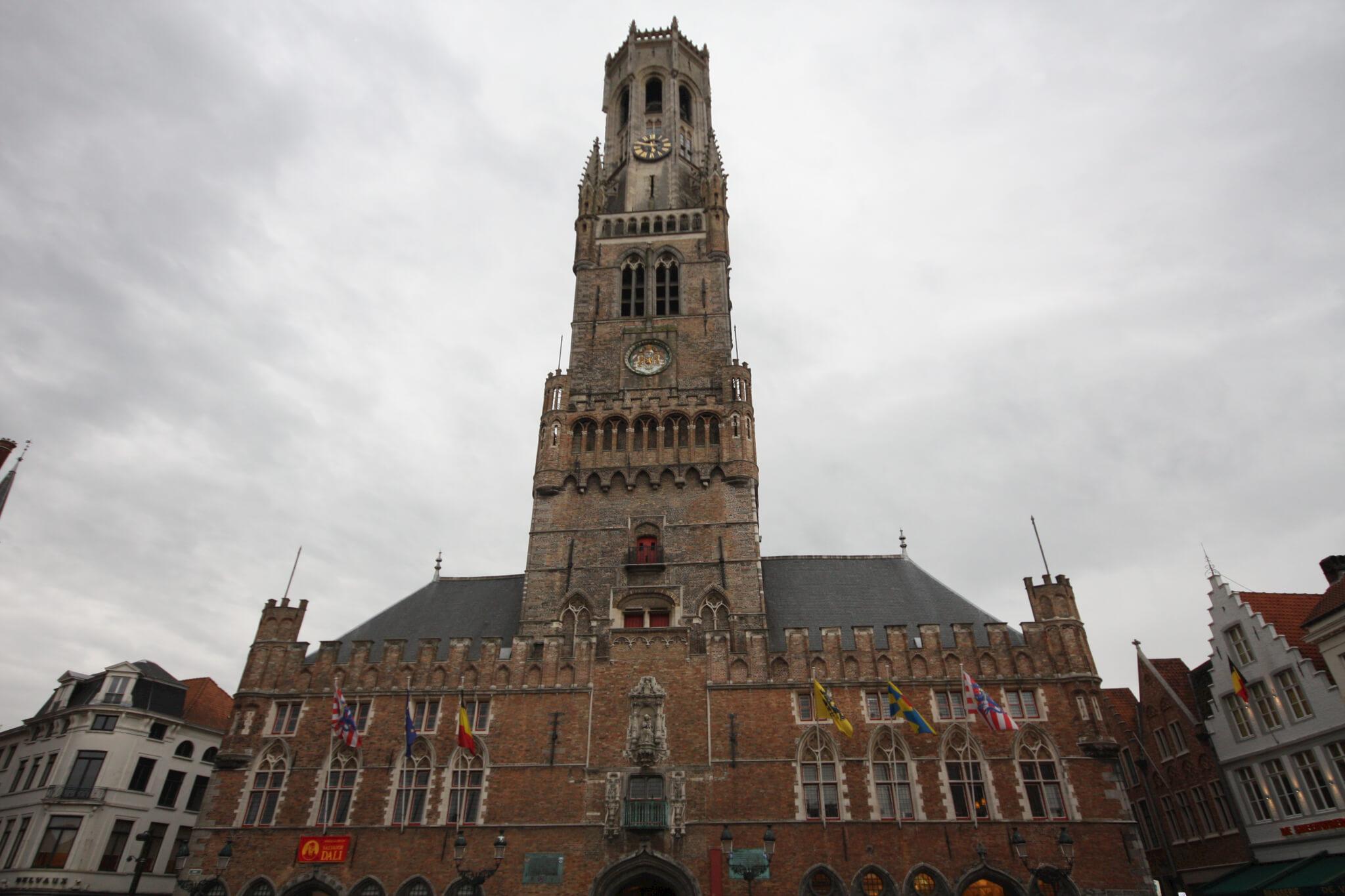 Belfort, Bruges