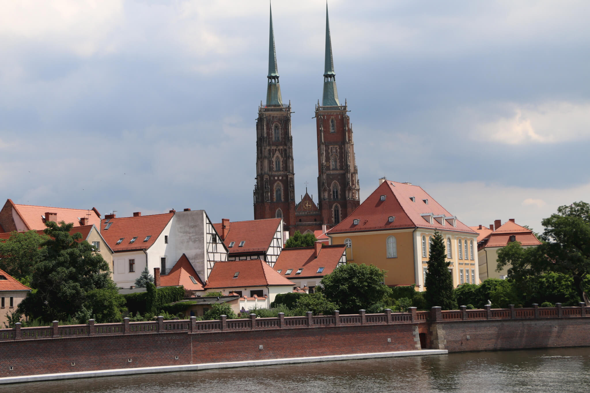 Cathedral, Wroclaw