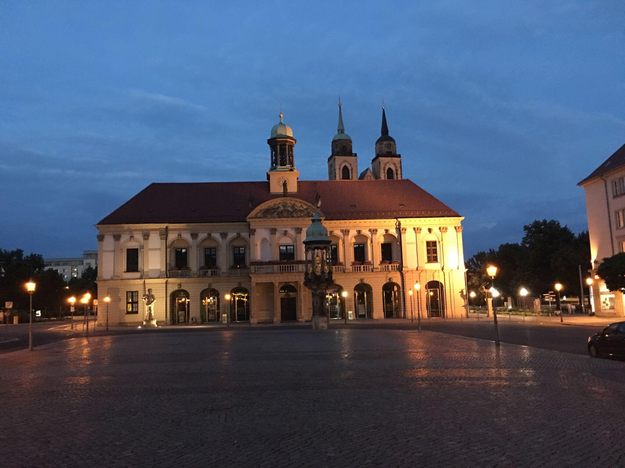 Rathaus, Magdeburg