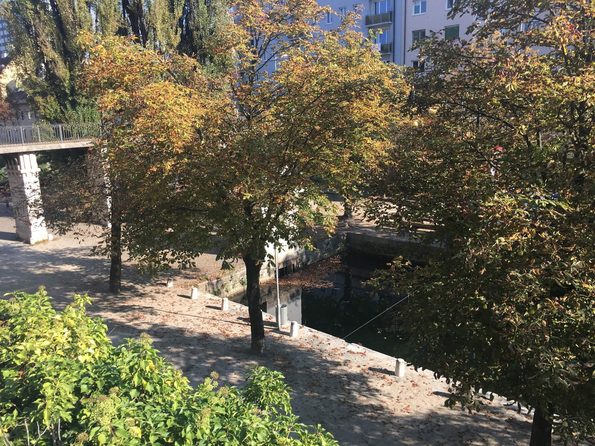 Lendkanal, Klagenfurt
