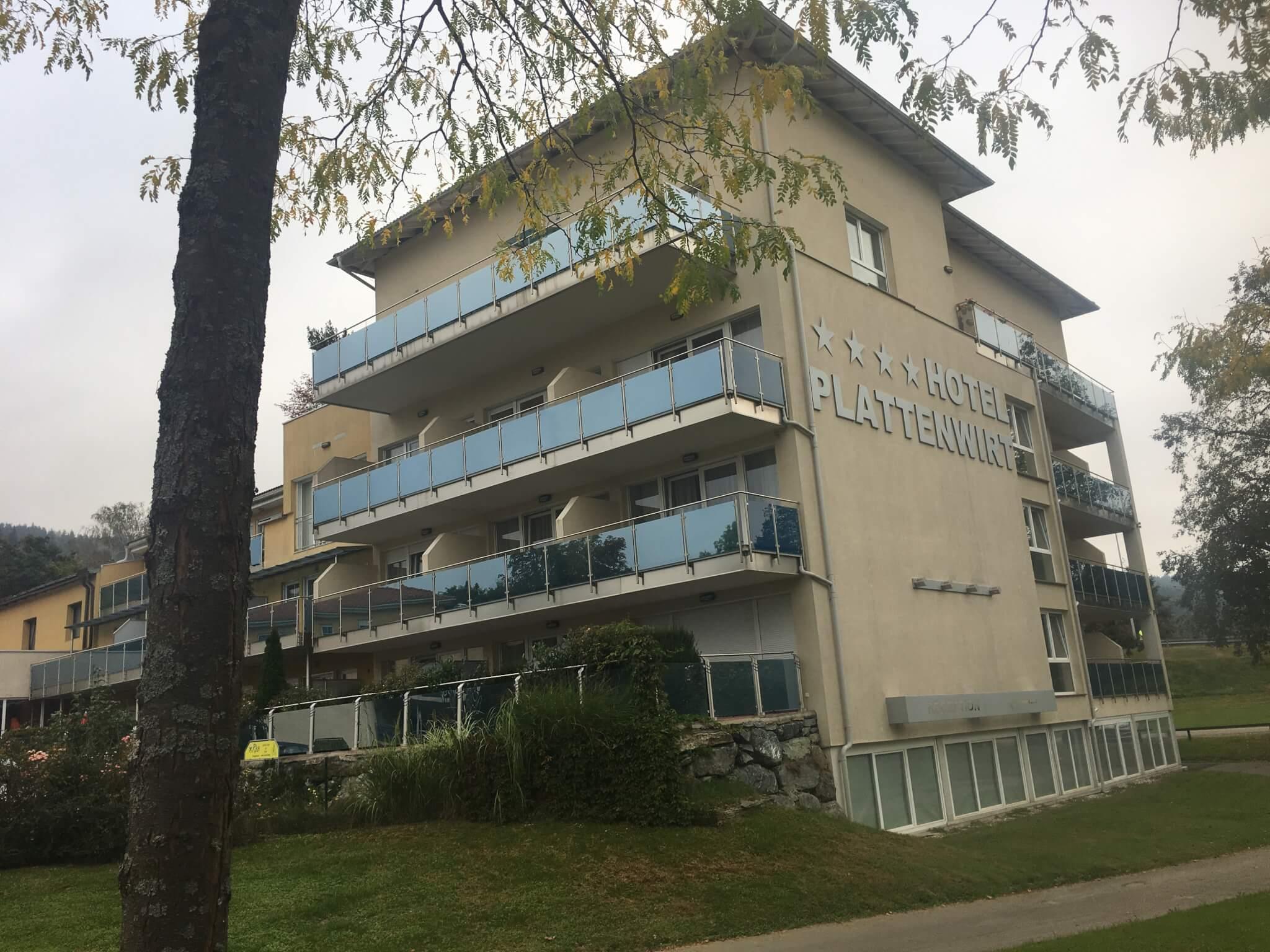 Hotel Plattenwirt, Klagenfurt