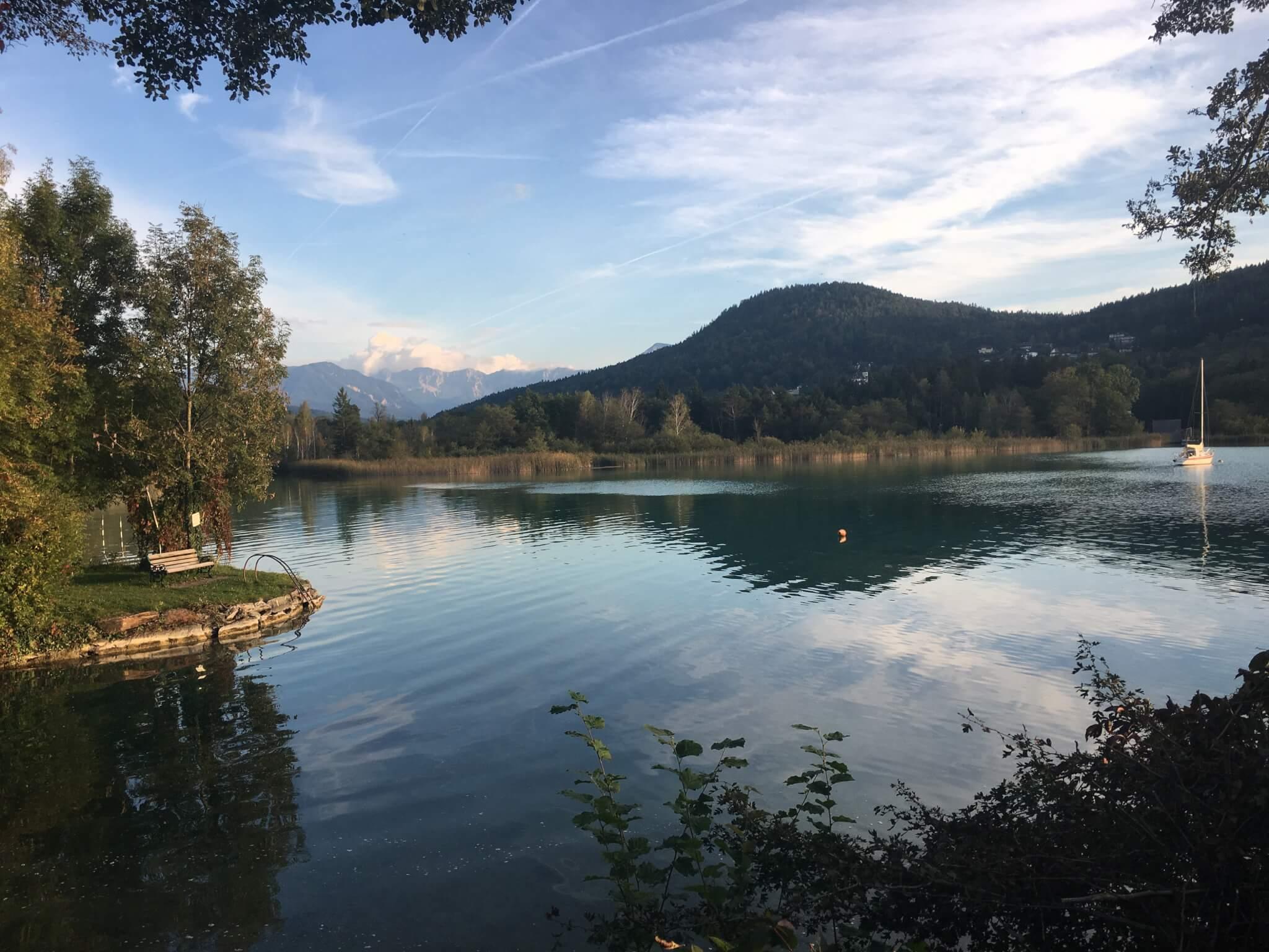 Wörthersee, Klagenfurt