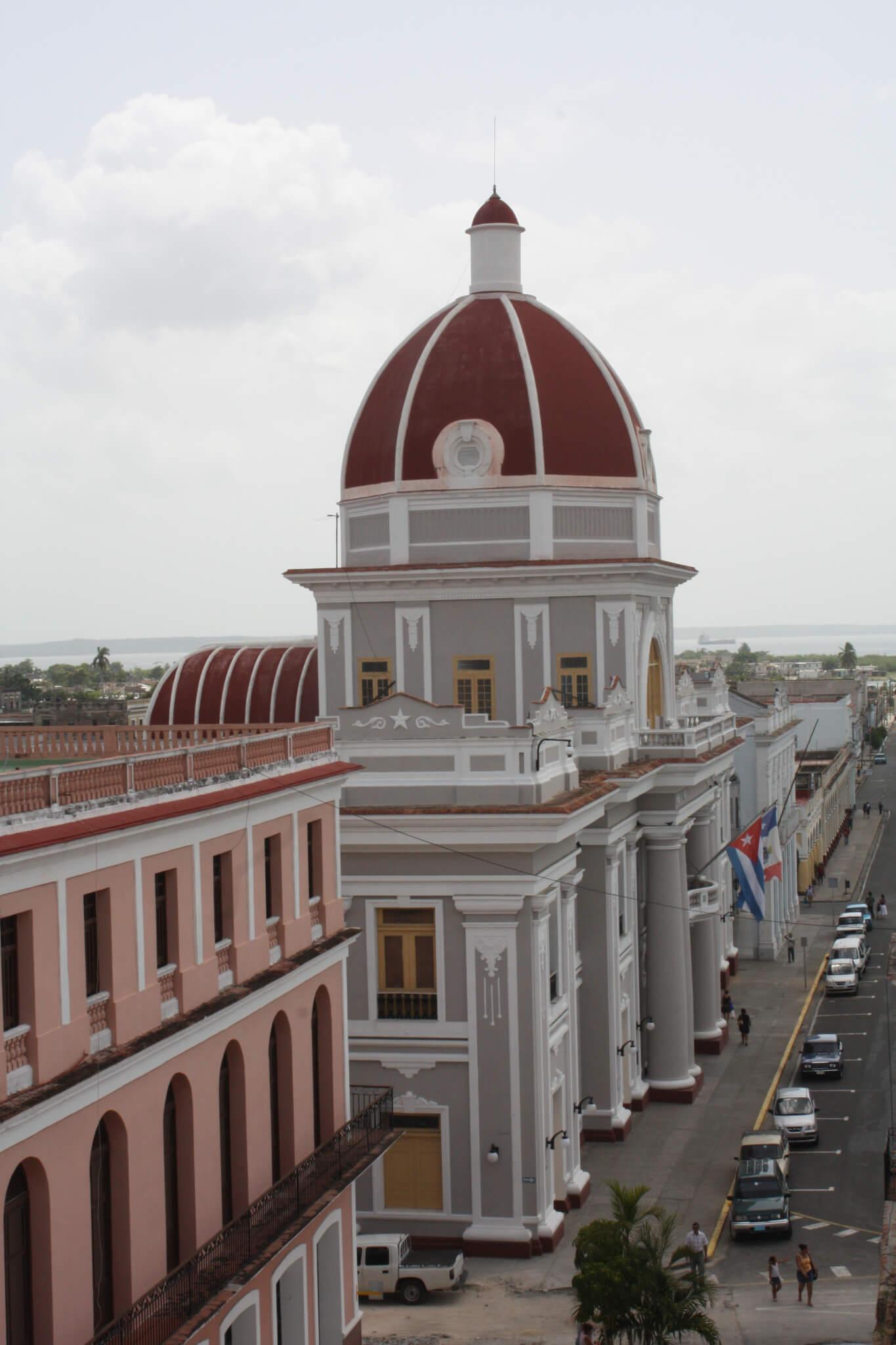 Hotel La Unión, Cienfuegos