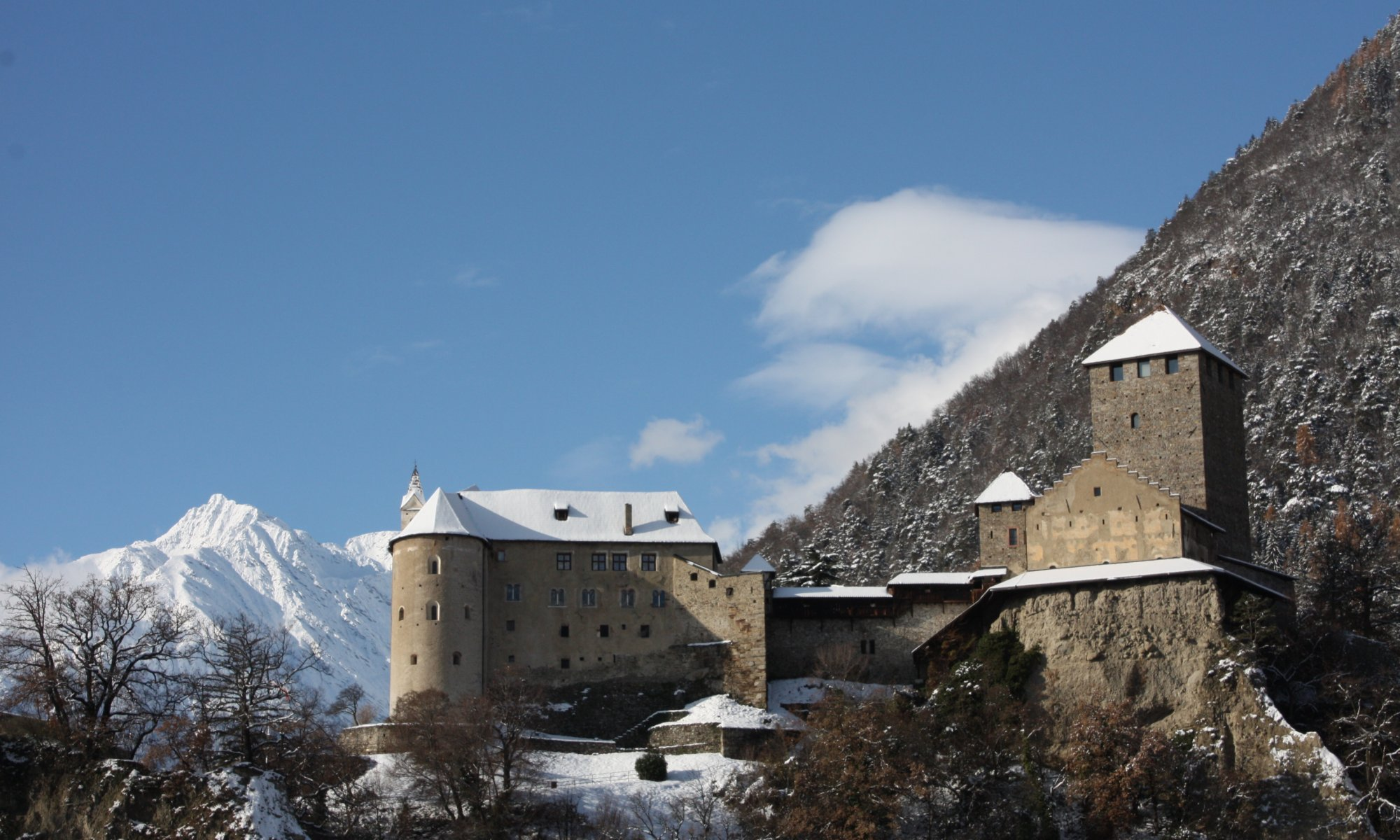 Schloß Tirol, Merano