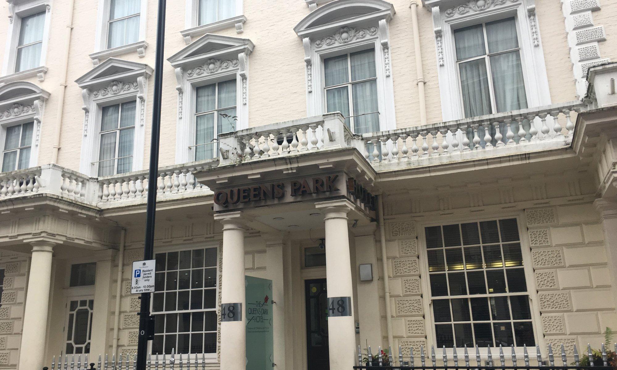 Queens Park Hotel, London, England