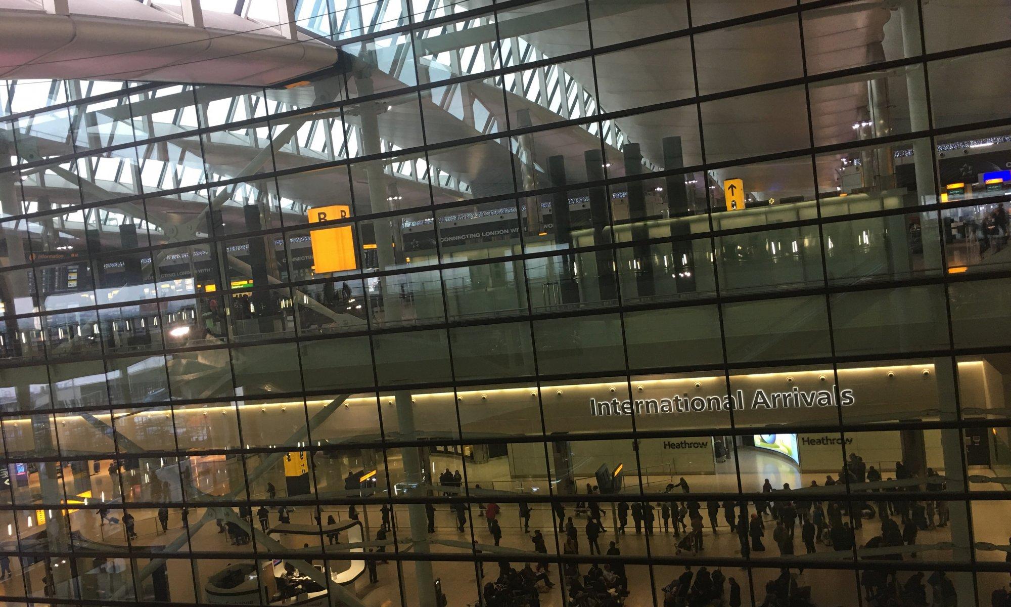 Heathrow, London, England