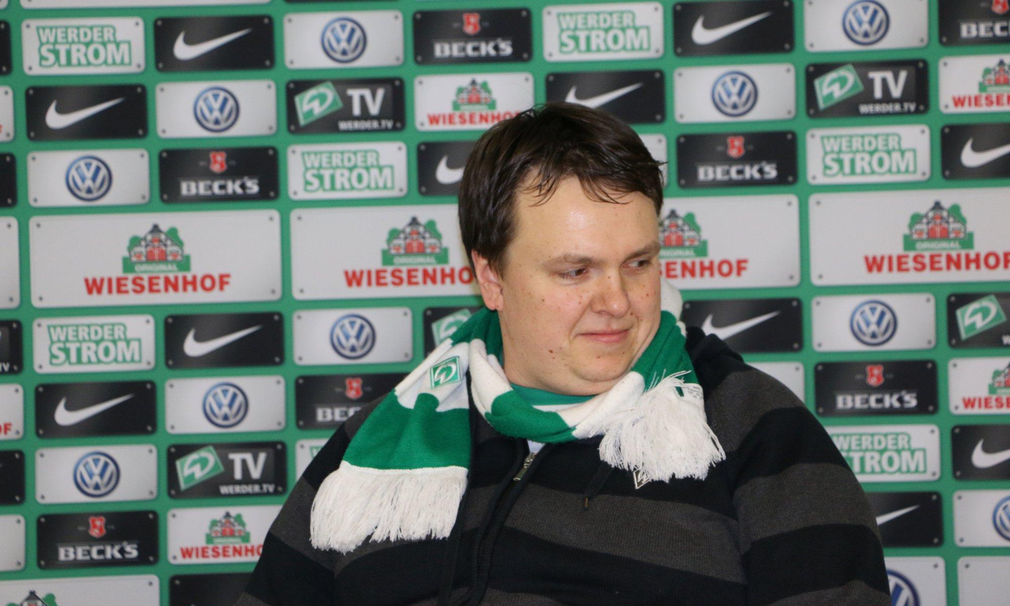 Press conference, Bremen