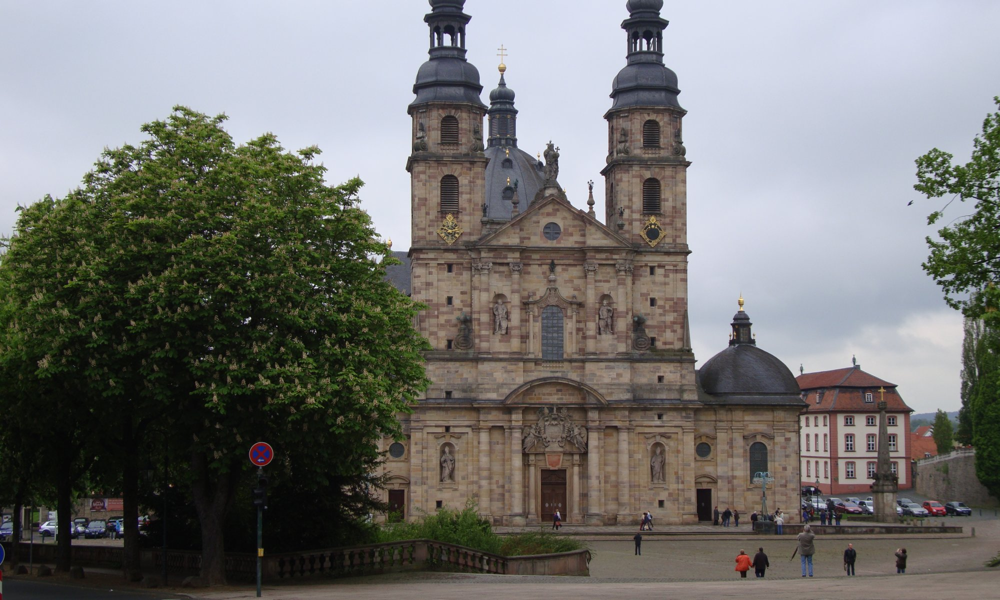 Dom St. Salvator, Fulda