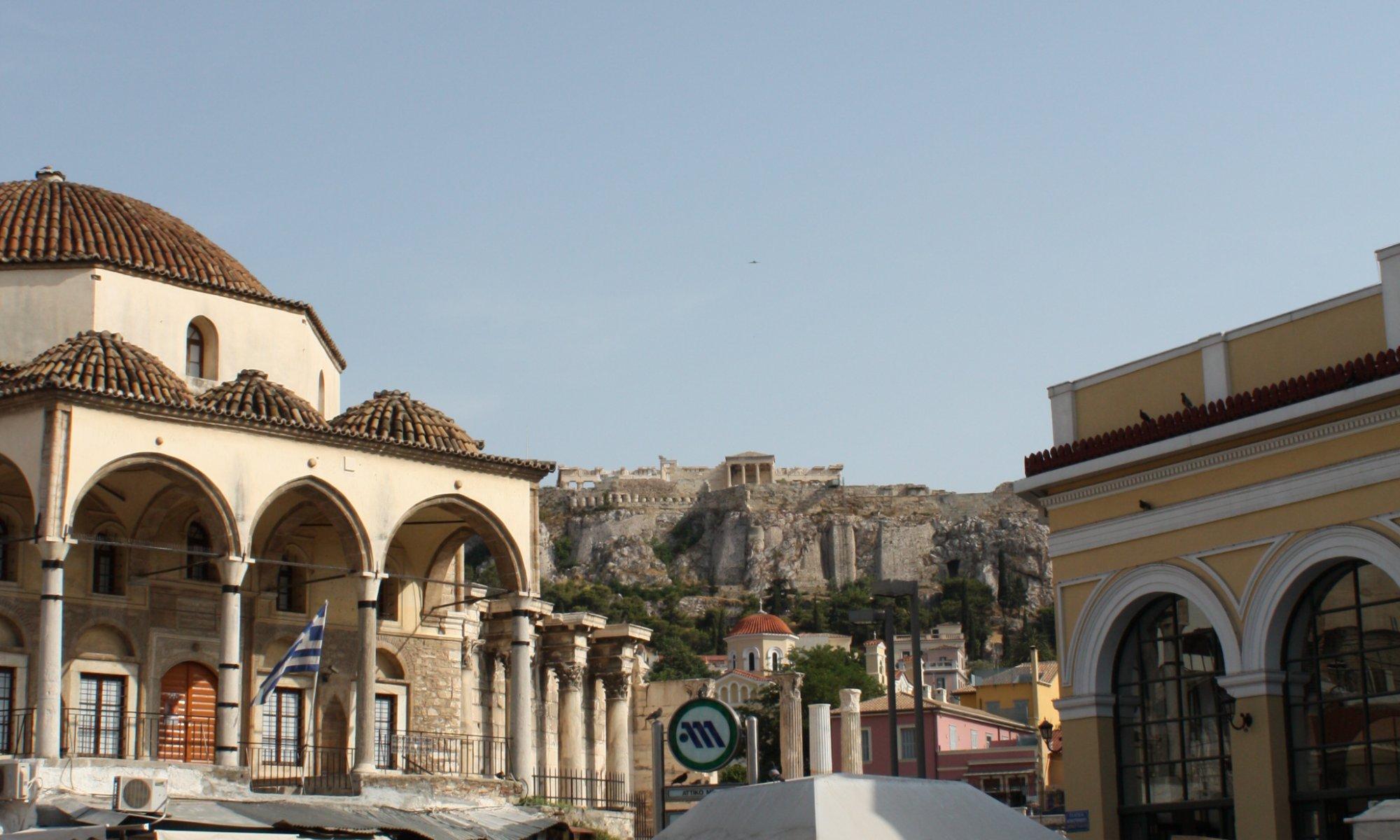 Acropolis, Αθήνα, Greece