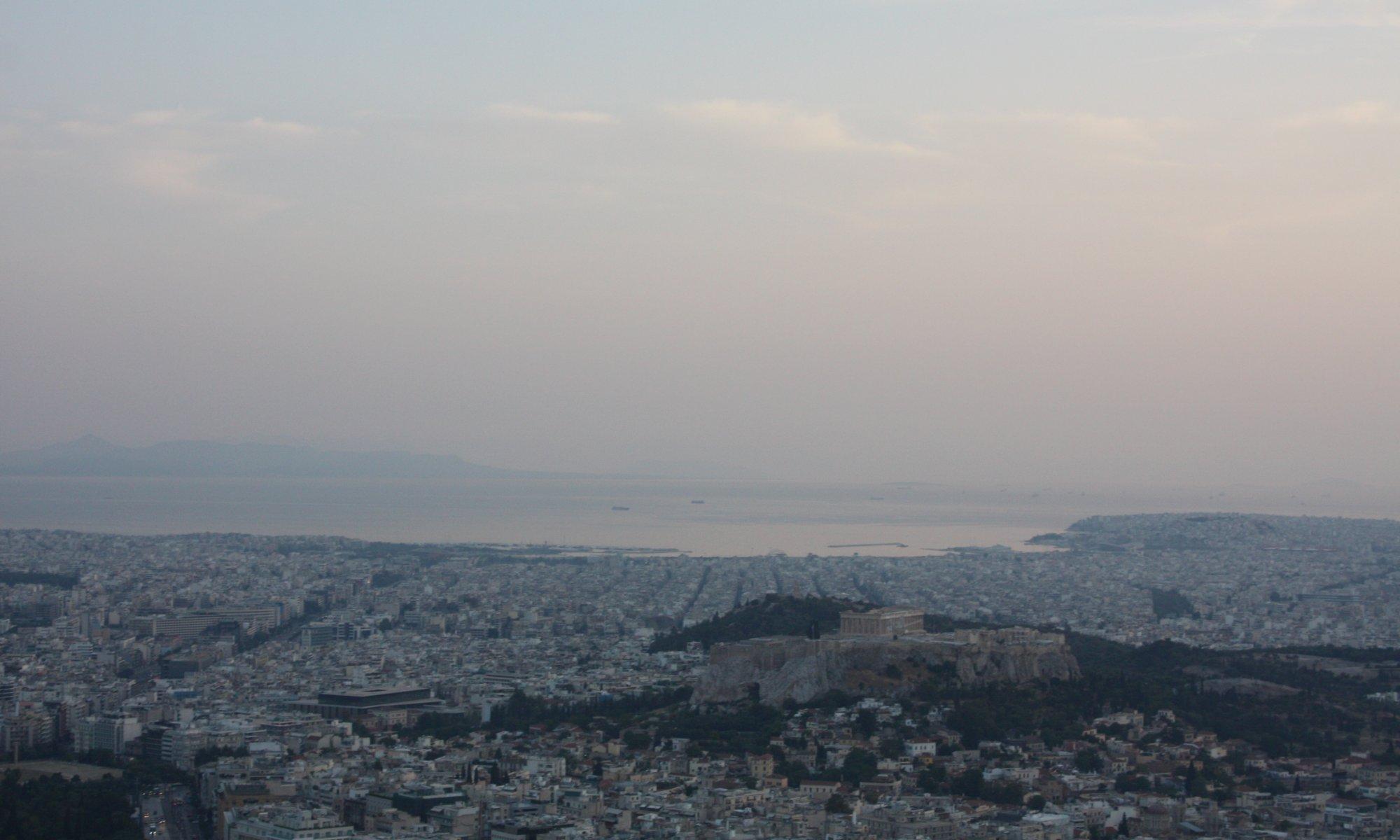 Lykavittós, Αθήνα, Greece