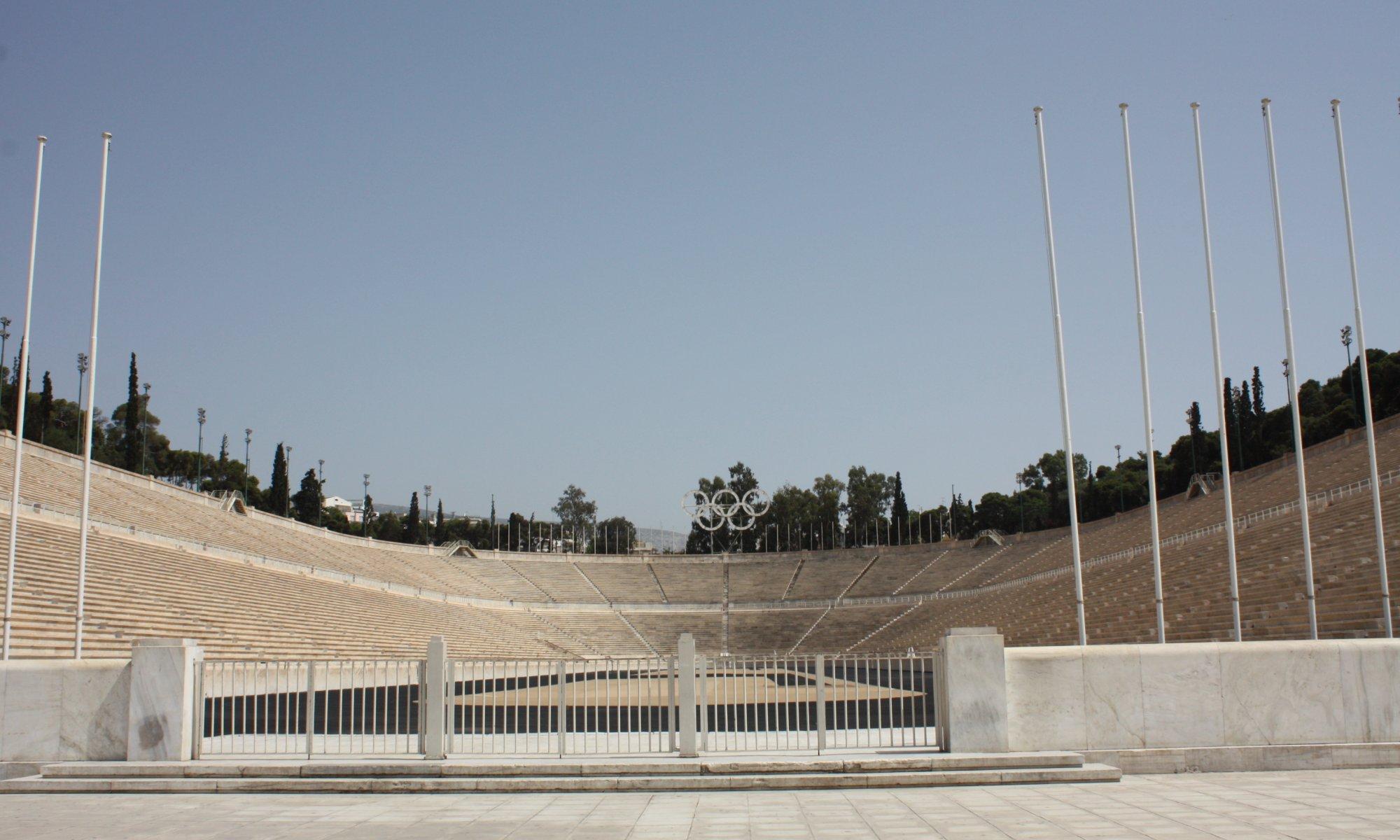 Olympic stadium, Αθήνα, Greece