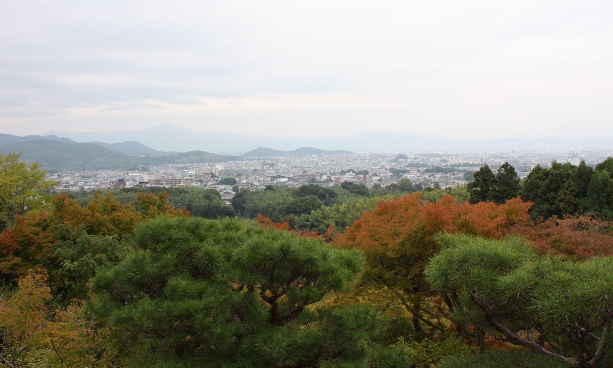 Ōkōchi-Sansō villa, Kyōto, Japan
