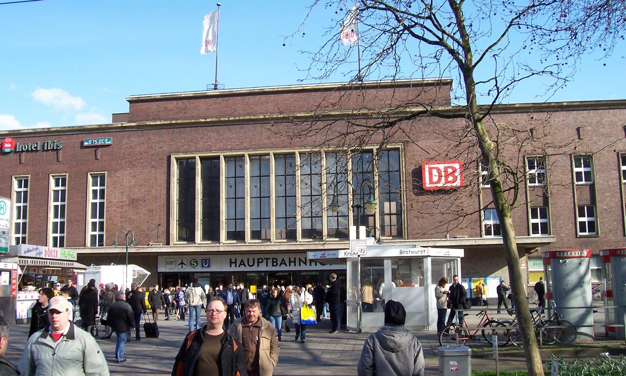 Hauptbahnhof, Düsseldorf
