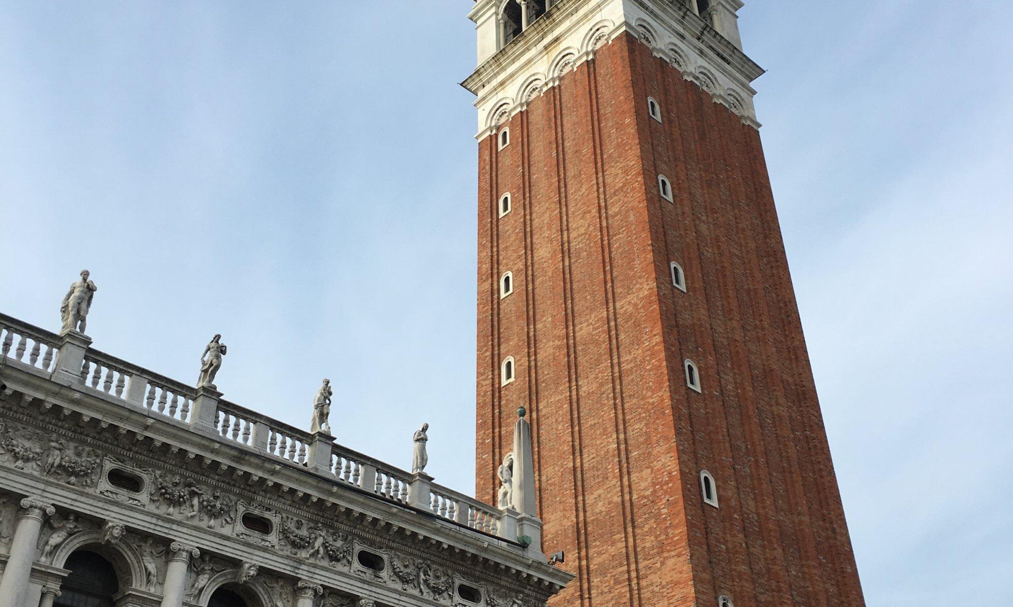 Campanile di San Marco, Venezia