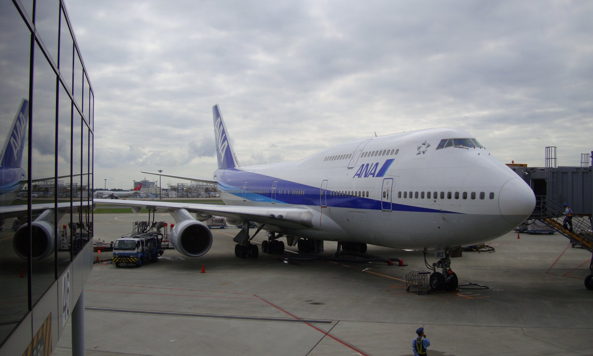 Tōkyō Narita International Airport (NRT), Japan