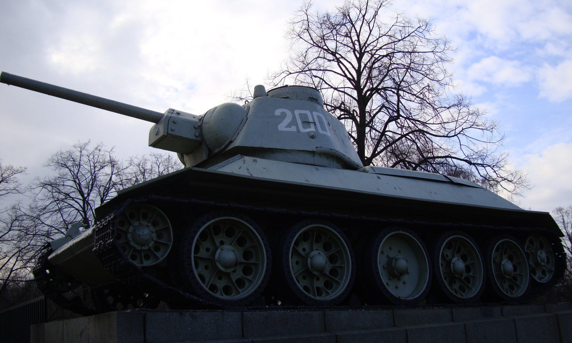 Sowjetisches Ehrenmal, Berlin