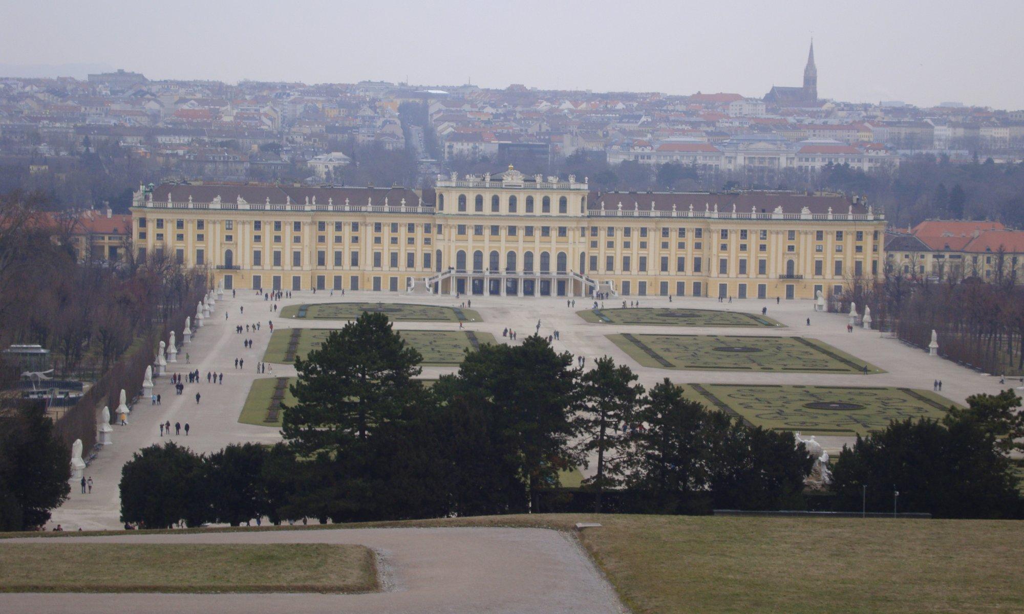 Schloß Schönbrunn, Wien