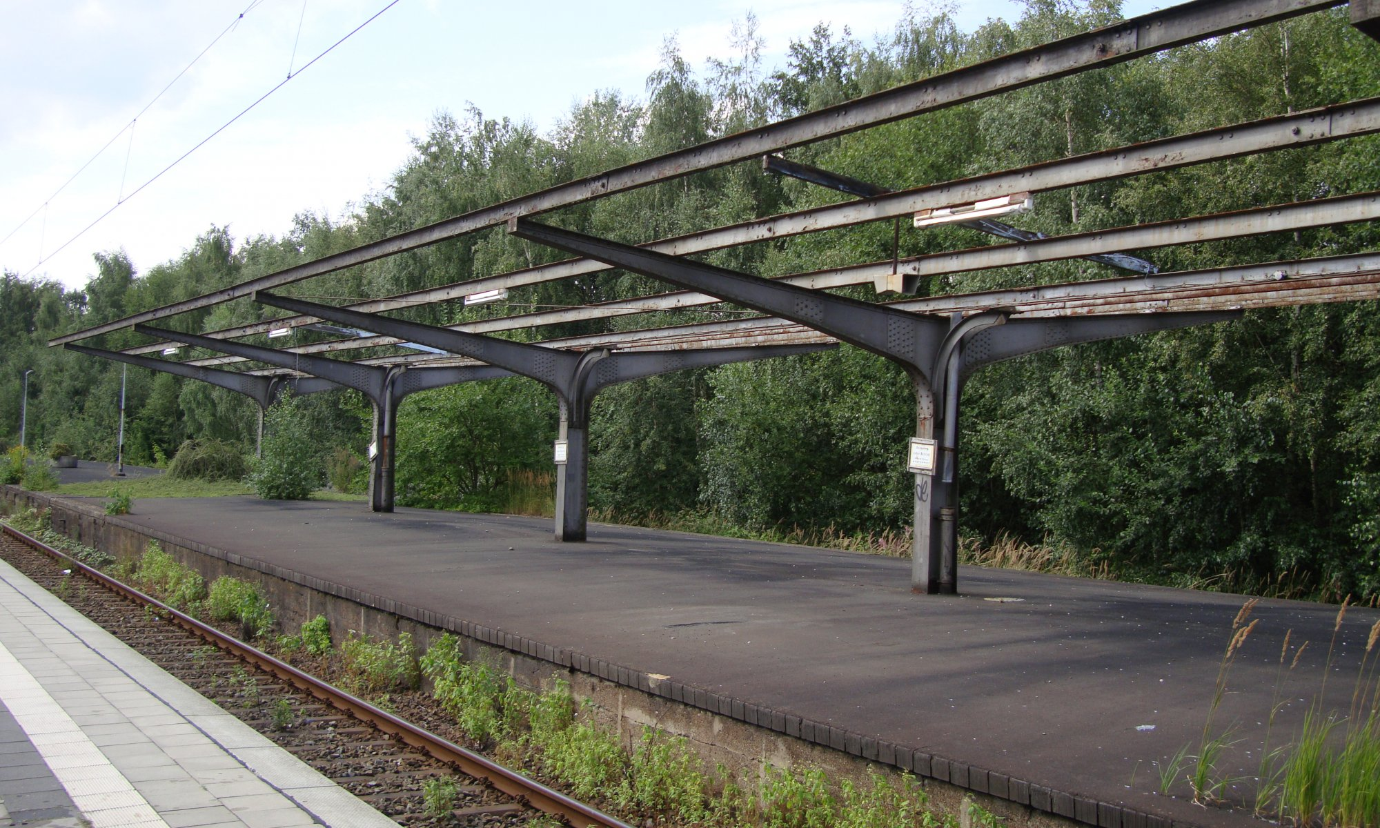 Bahnhof Lübeck-Travemünde Strand, Lübeck