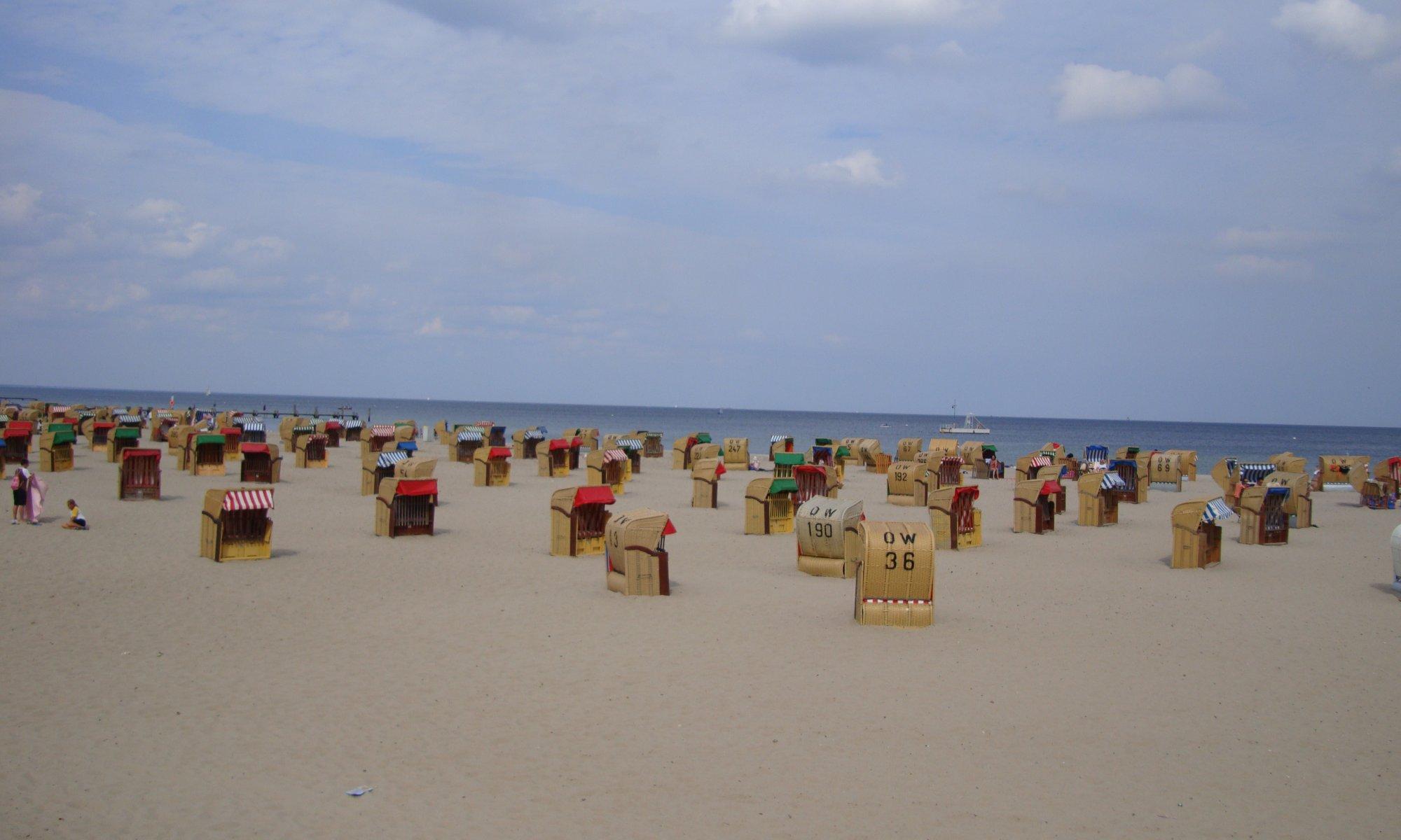 Strand, Lübeck