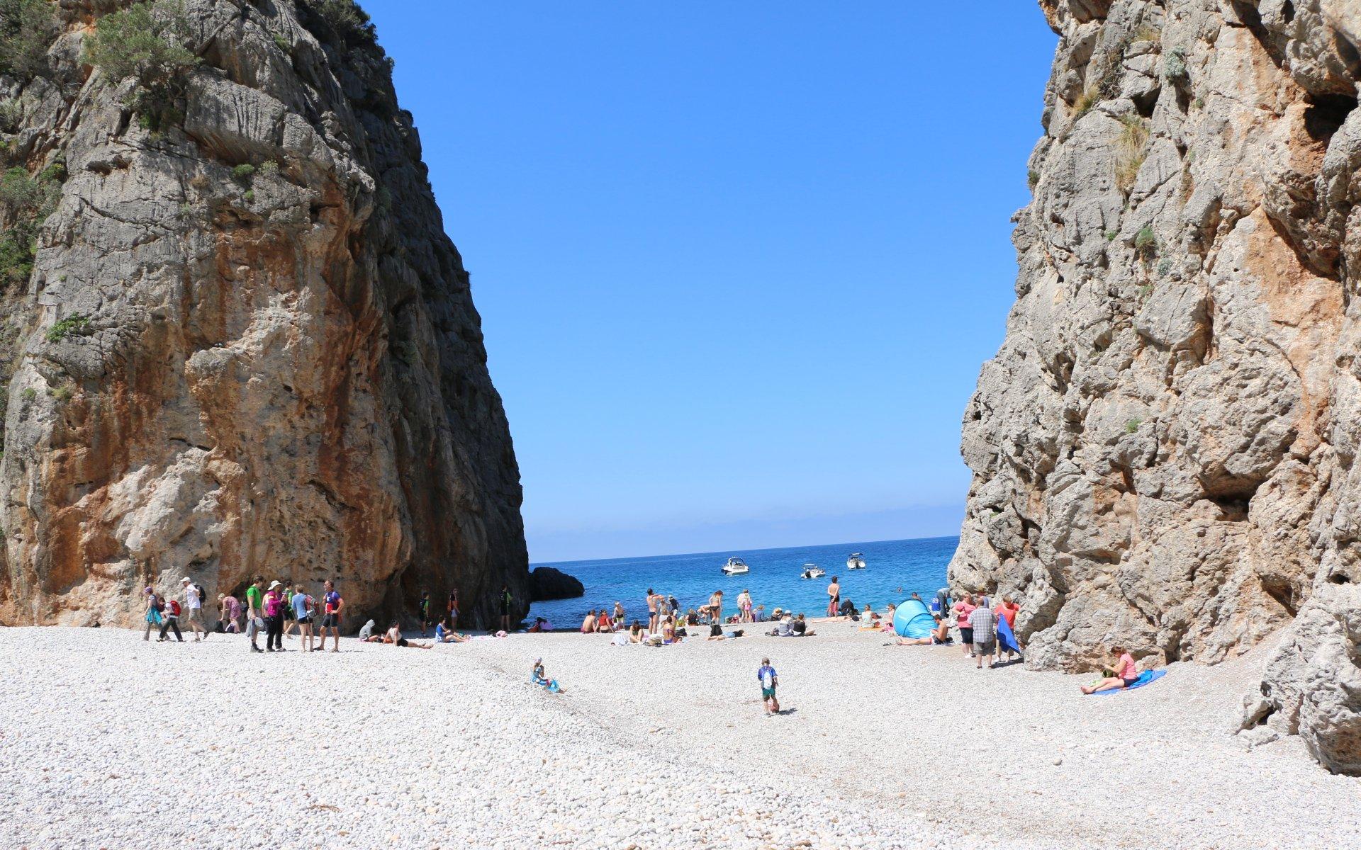 Sa Calobra, Spain