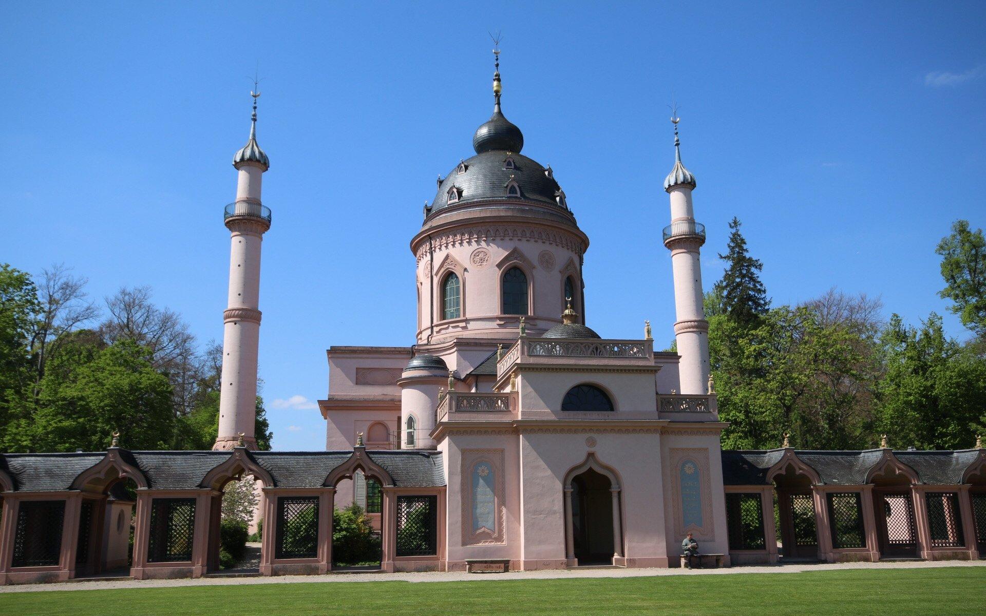 Mosque, Schwetzingen