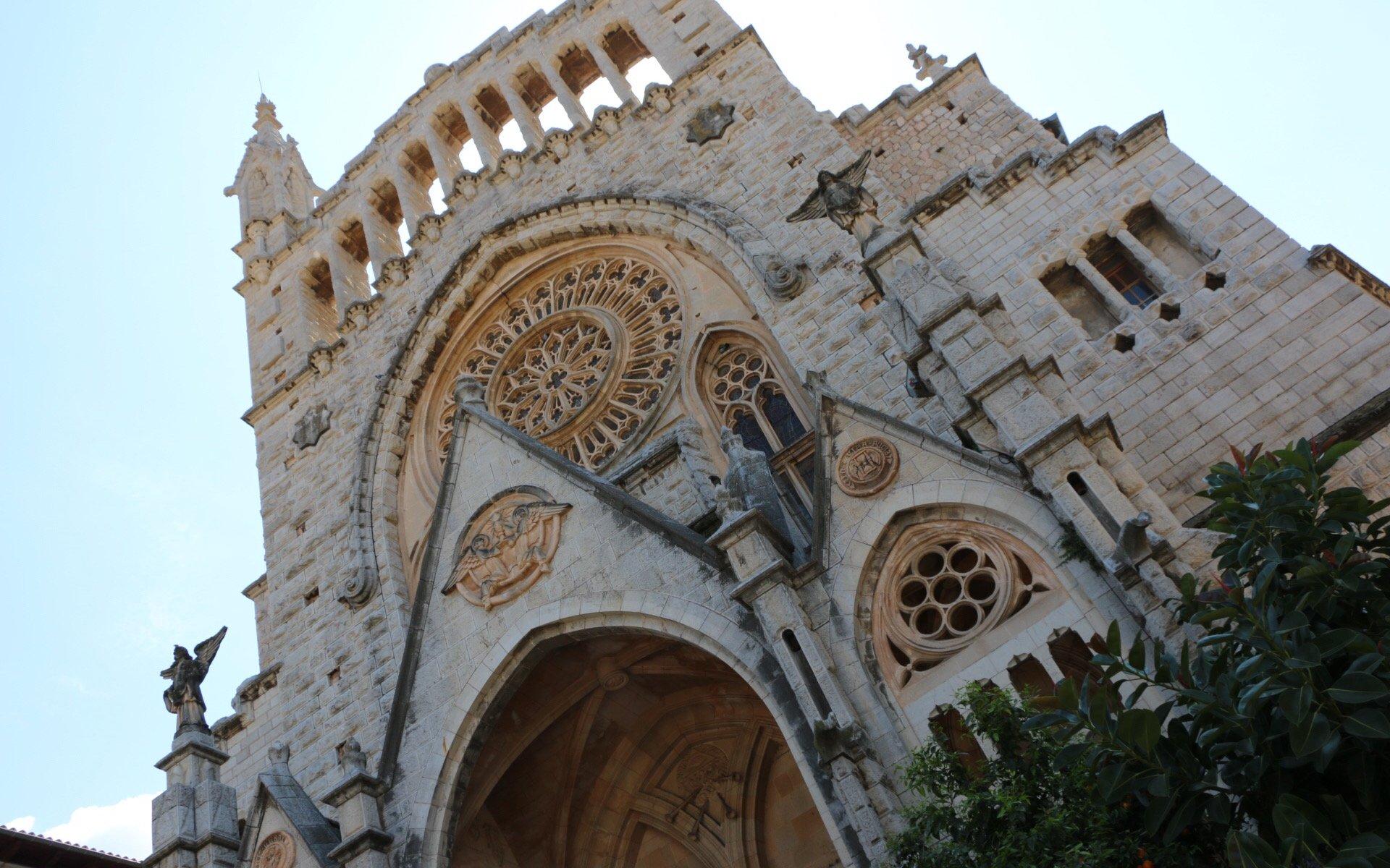 Església de Sant Bartomeu, Sóller