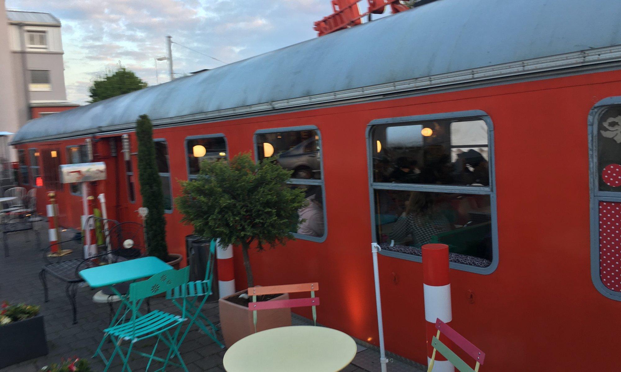 Mandy's Railway Diner, Heidelberg