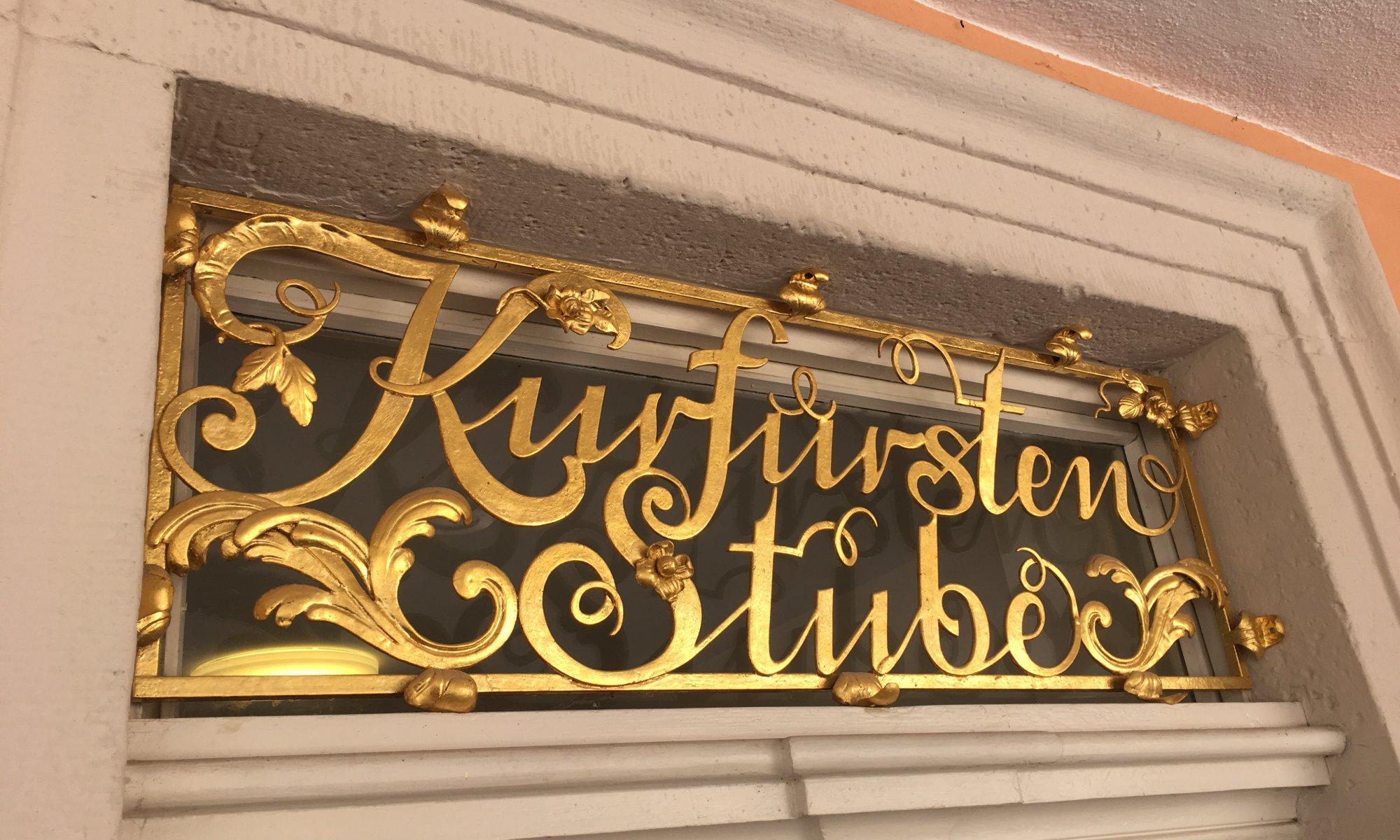 Kurfürstenstube, Schwetzingen