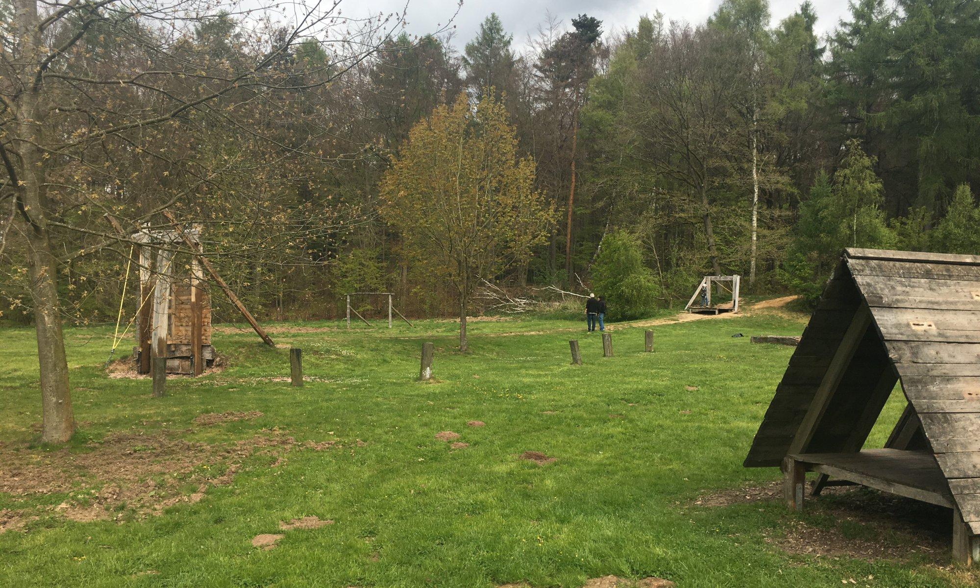 Wald- und Abenteuerspielplatz Kattenbühl, Hann. Münden