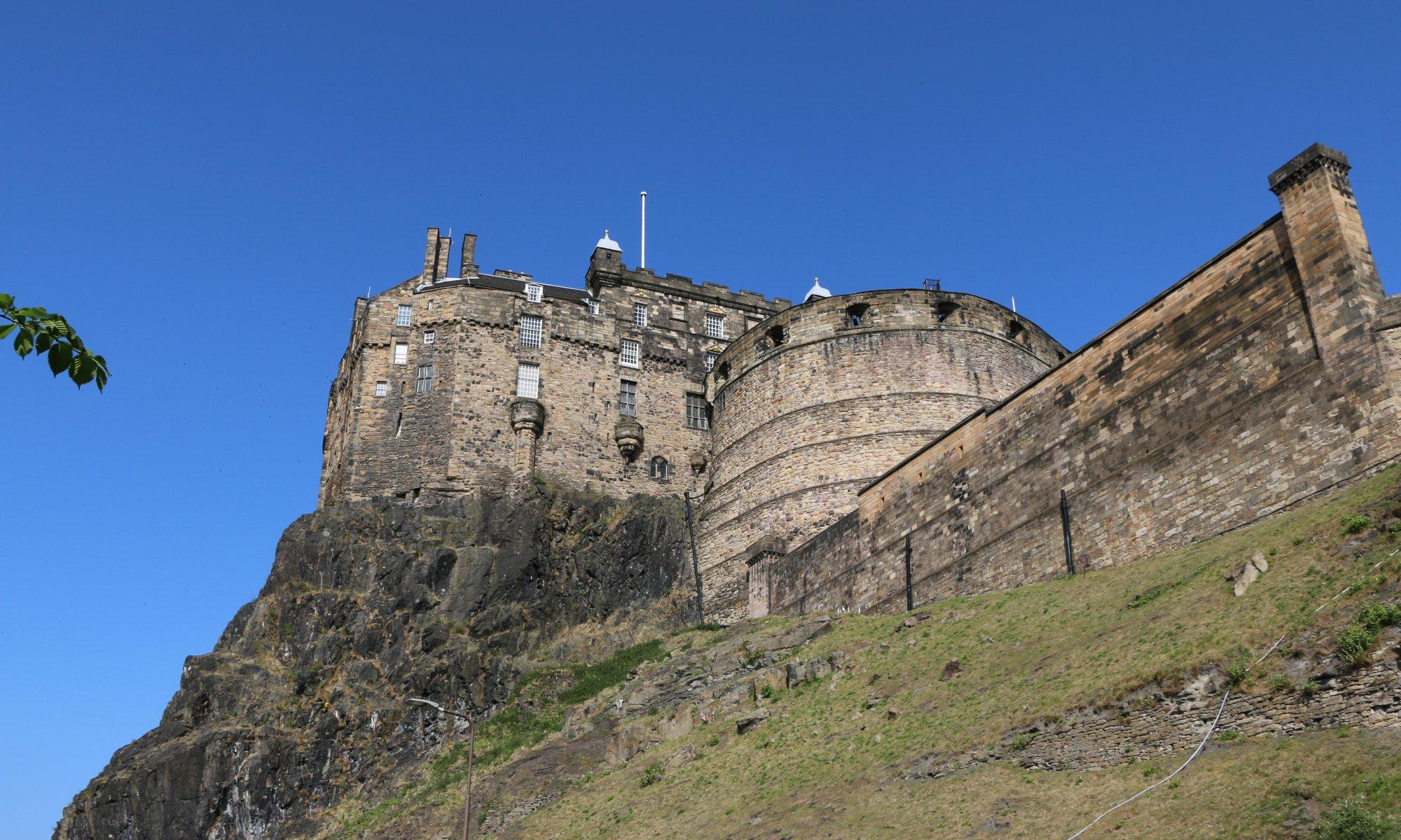Castle, Edinburgh
