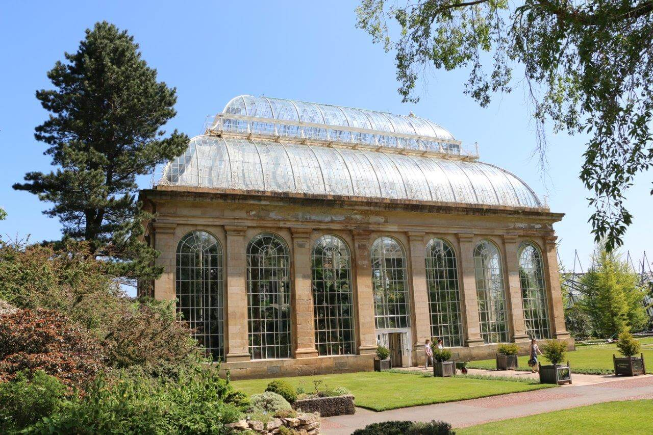 Greenhouses, Royal Botanic Garden, Edinburgh