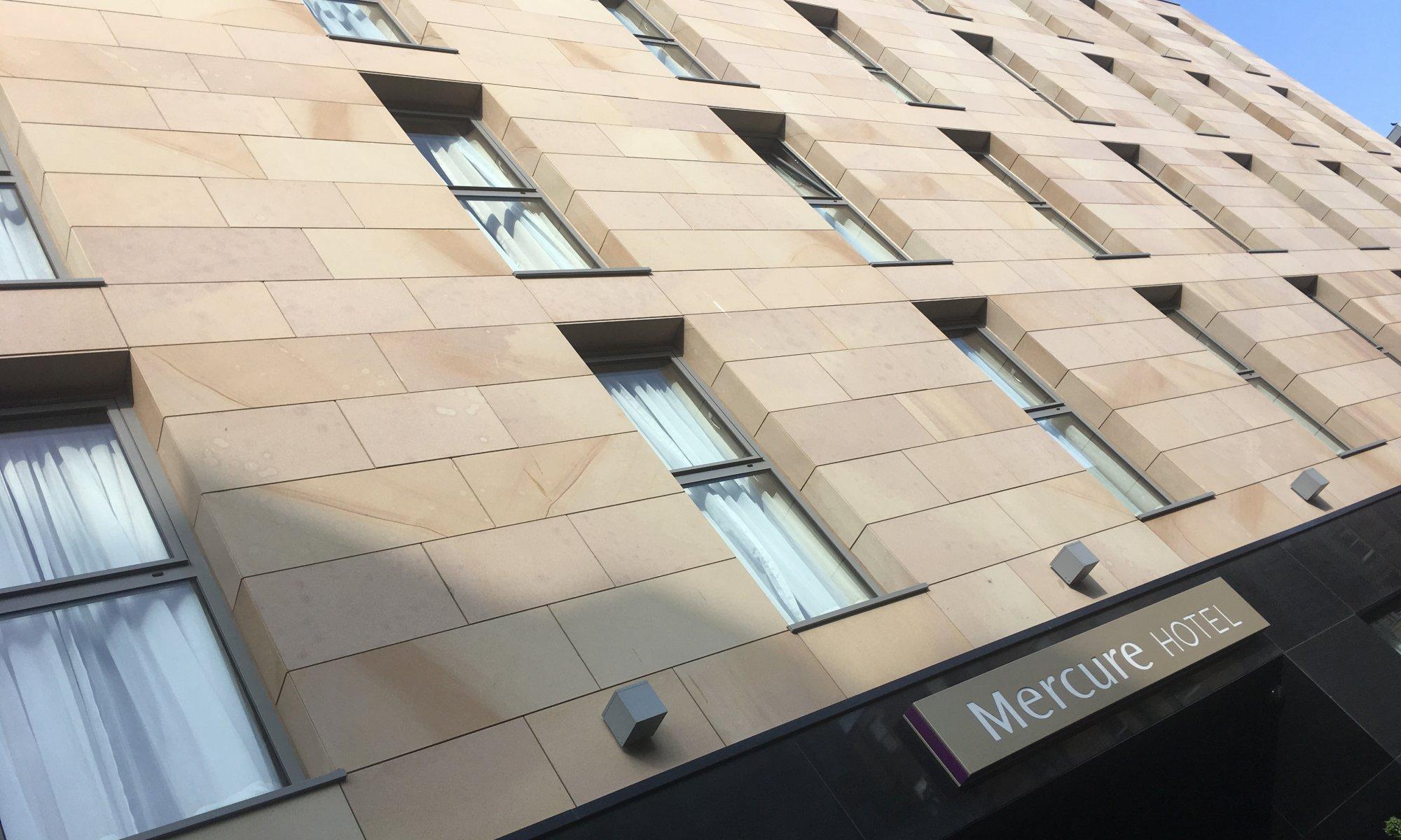 Mercure Hotel Haymarket, Edinburgh