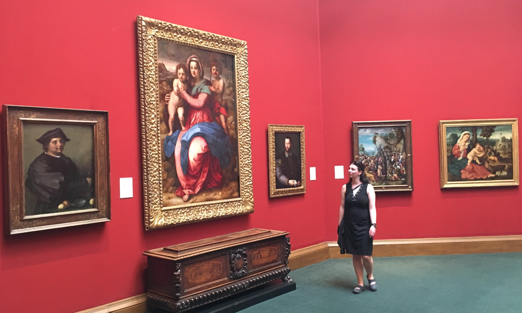 Scottish National Gallery, Edinburgh