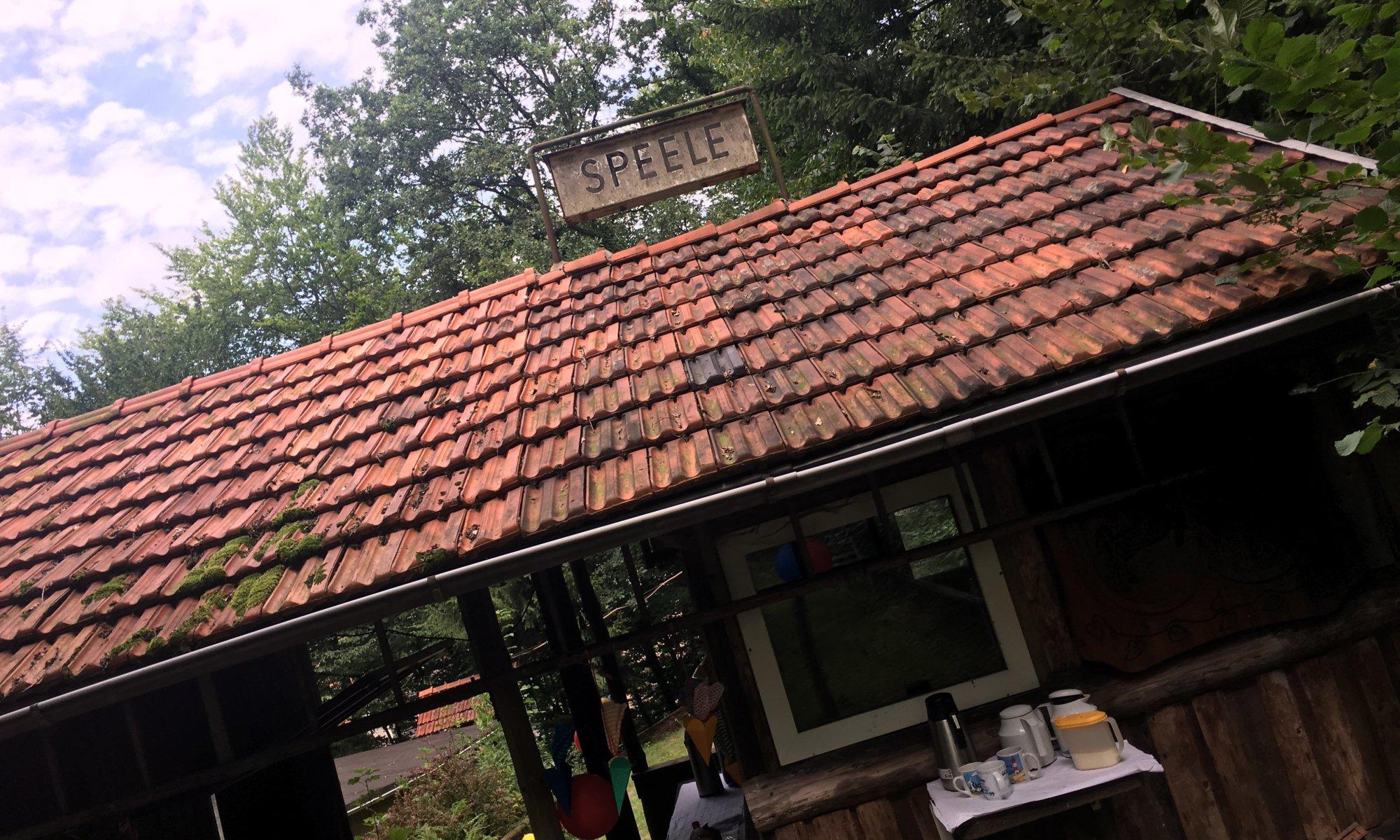 Grillplatz an der Köhlerhütte, Speele, Staufenberg