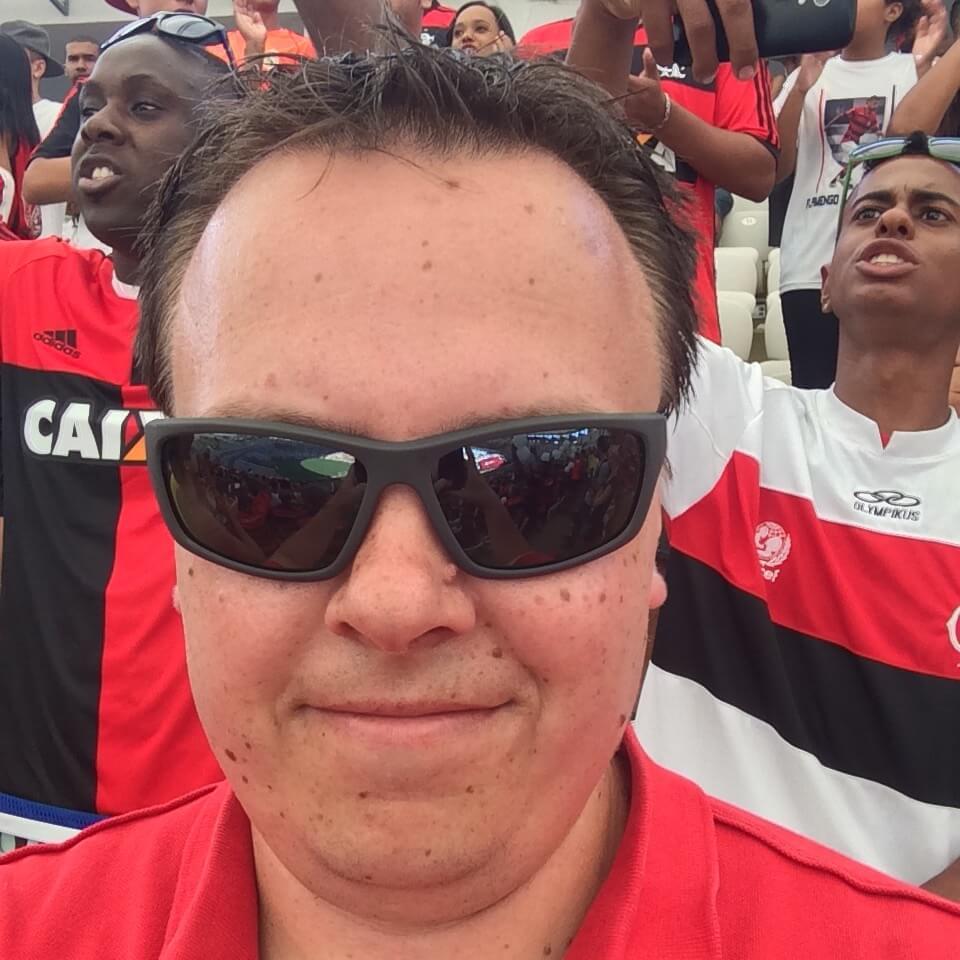 Stefan Christmann, Rio de Janeiro