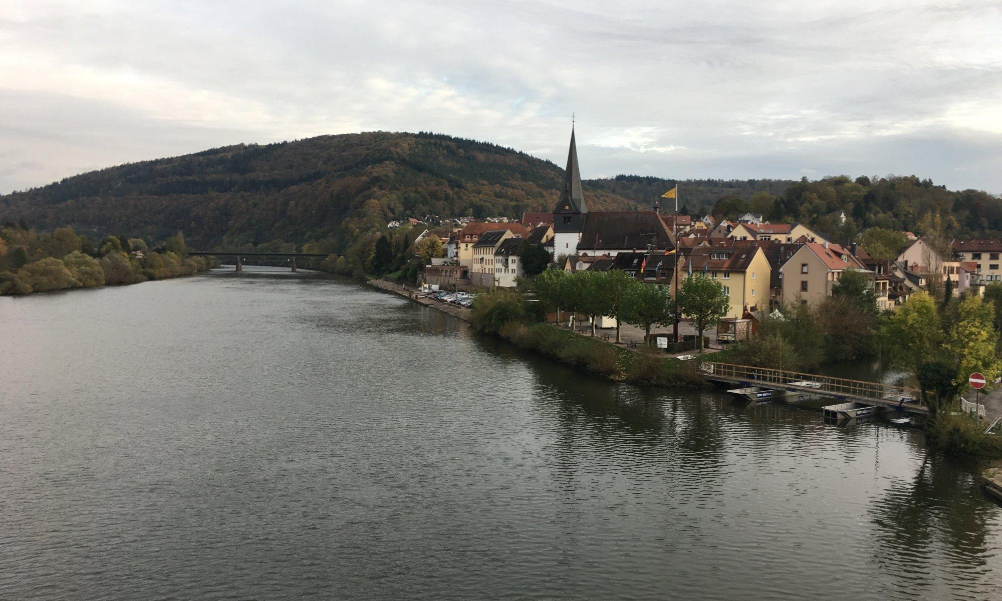 Neckar, Neckargemünd