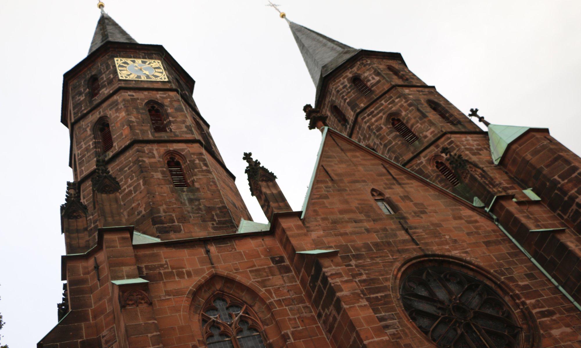 Stiftskirche, Kaiserslautern