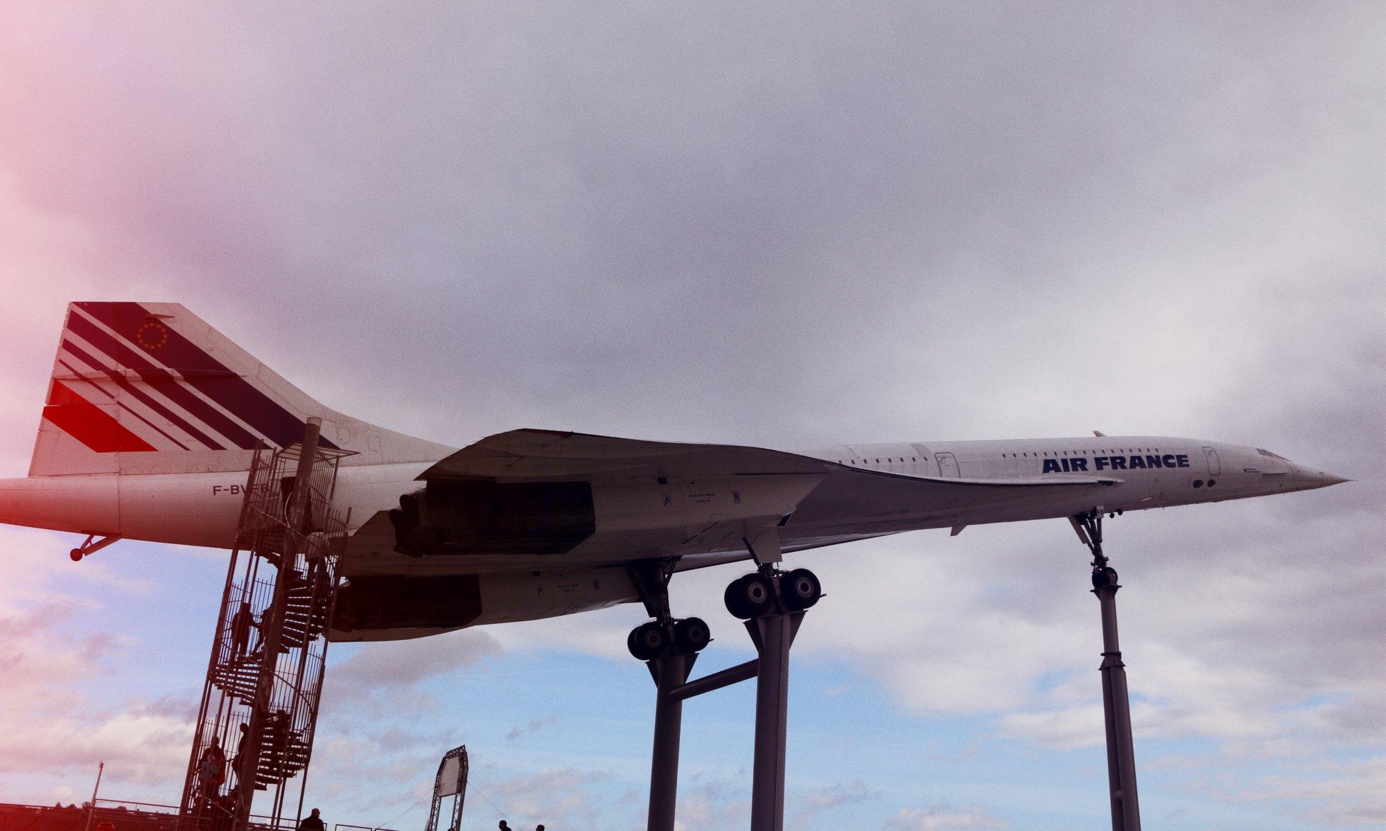Concorde, Sinsheim