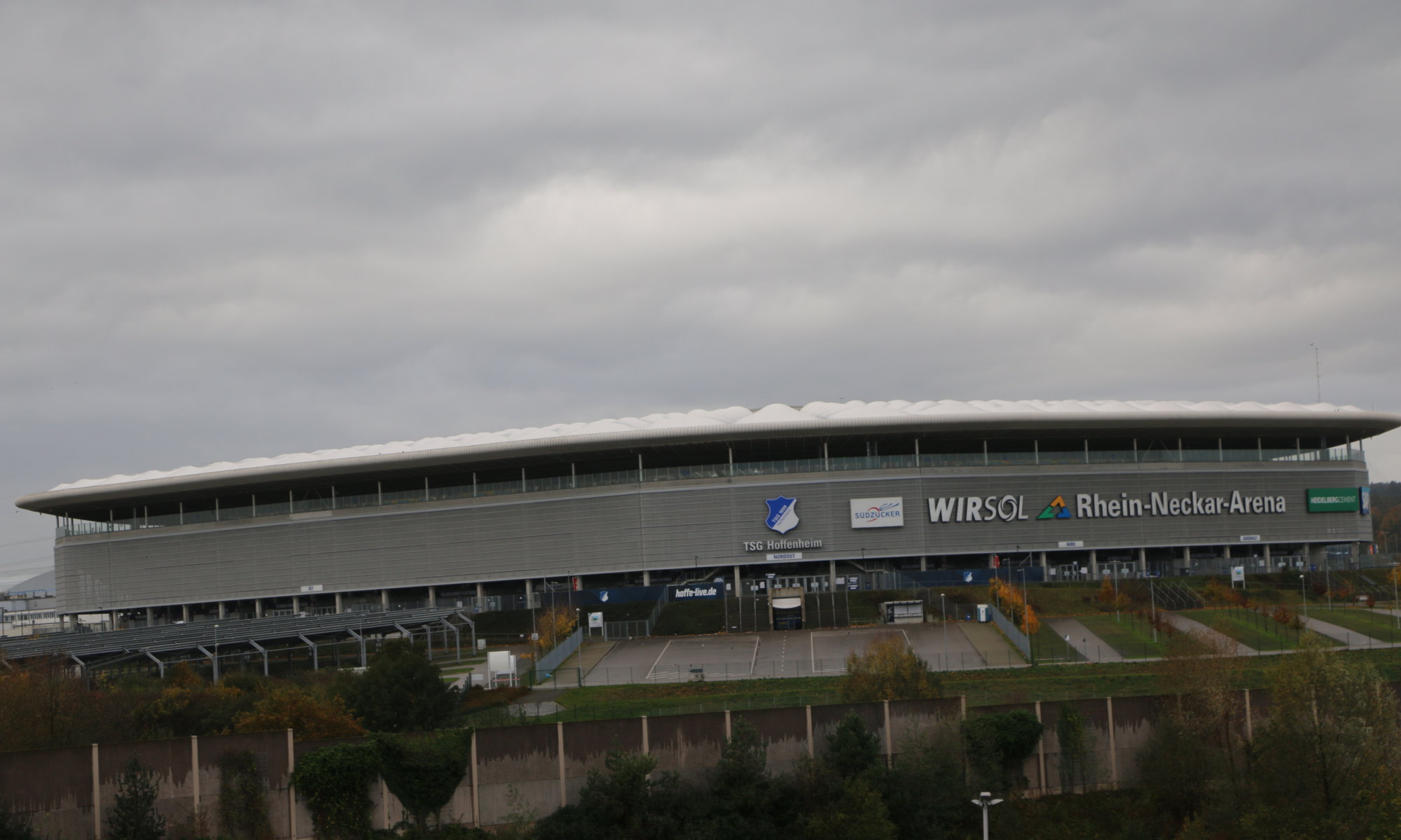 Rhein-Neckar-Arena, Sinsheim