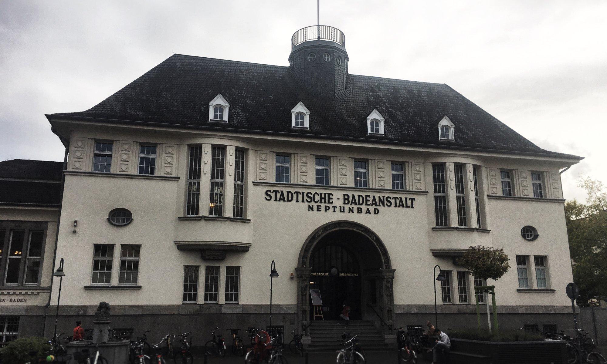 Neptunbad, Köln-Ehrenfeld
