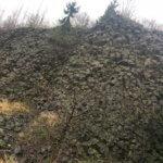 Basalt quarry, Hoher Hagen, Dransfeld