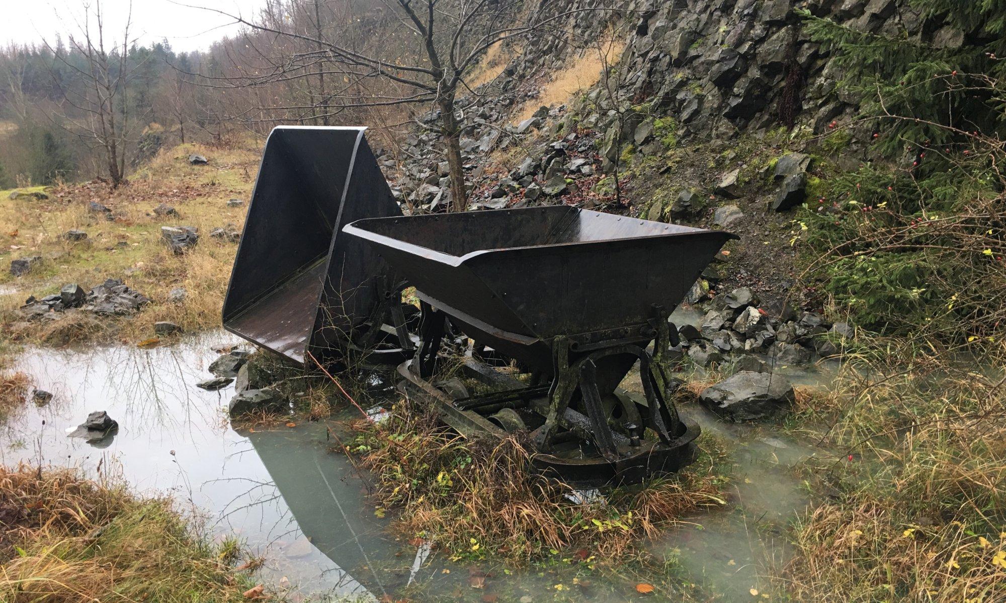 Bergbau, Hoher Hagen, Dransfeld