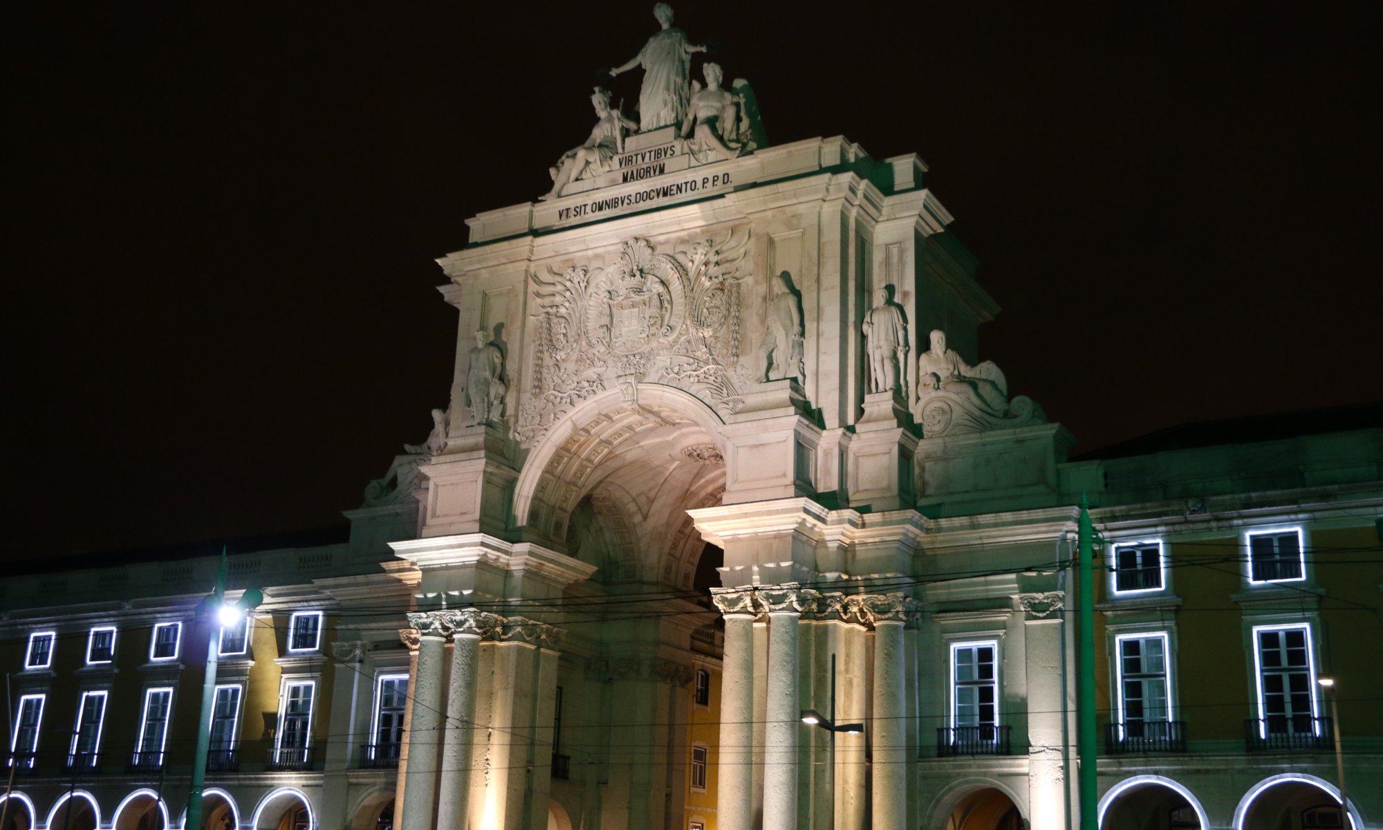 Arco da Rua Augusta, Lisboa