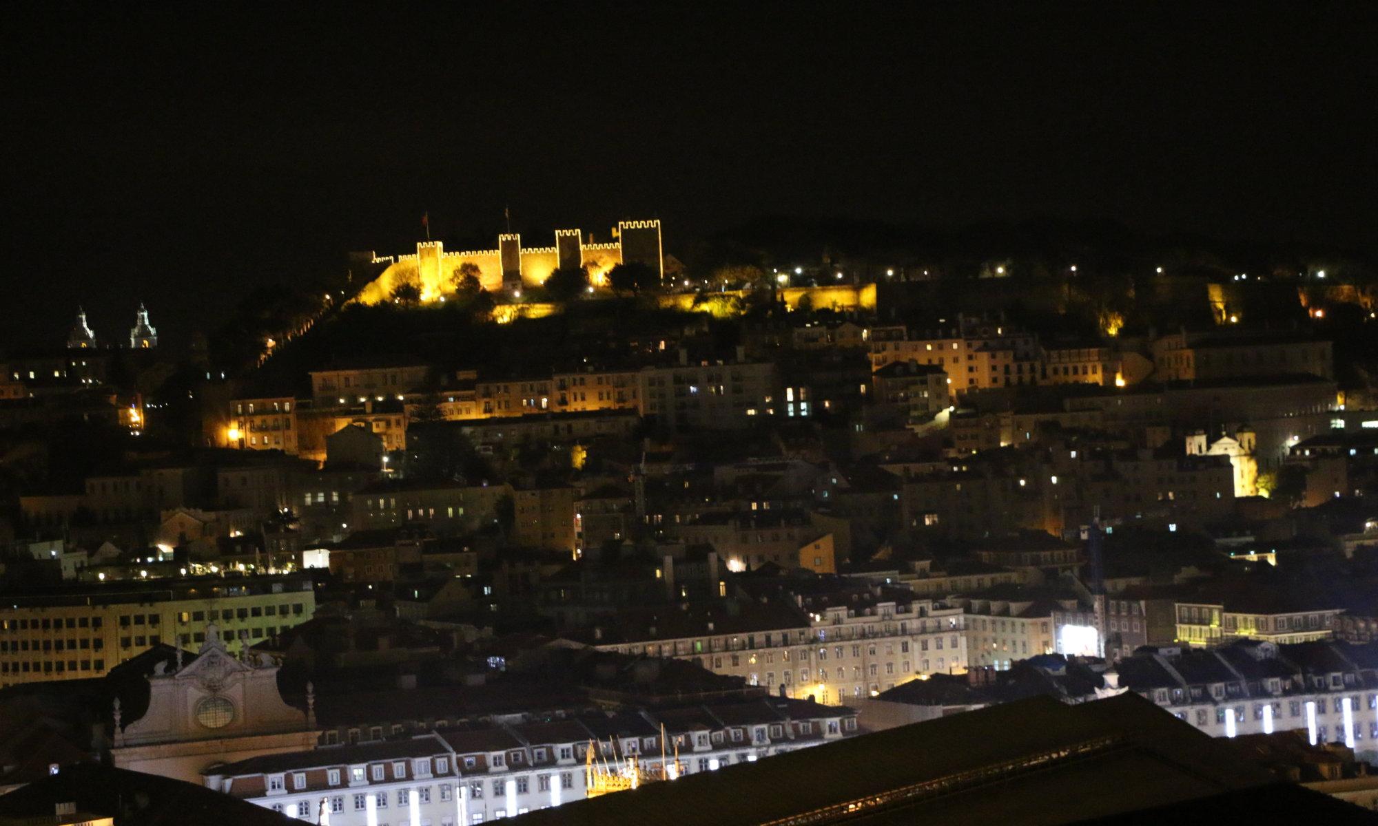 Miradouro São Pedro de Alcântara, Lisboa